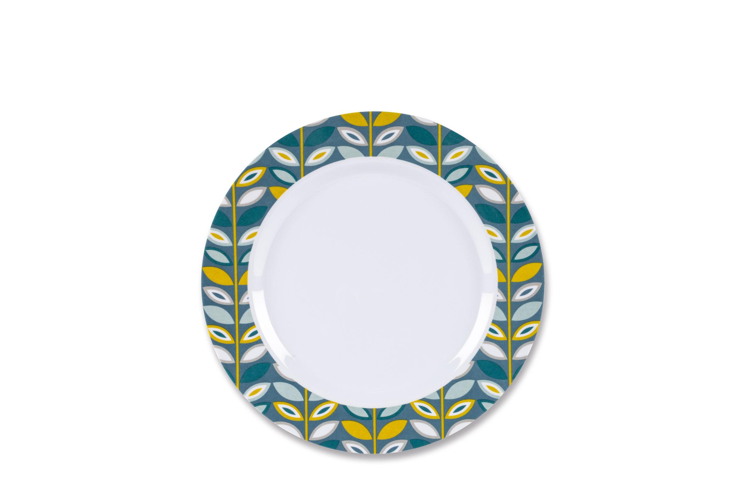 Kampa Flora Heritage side Plate