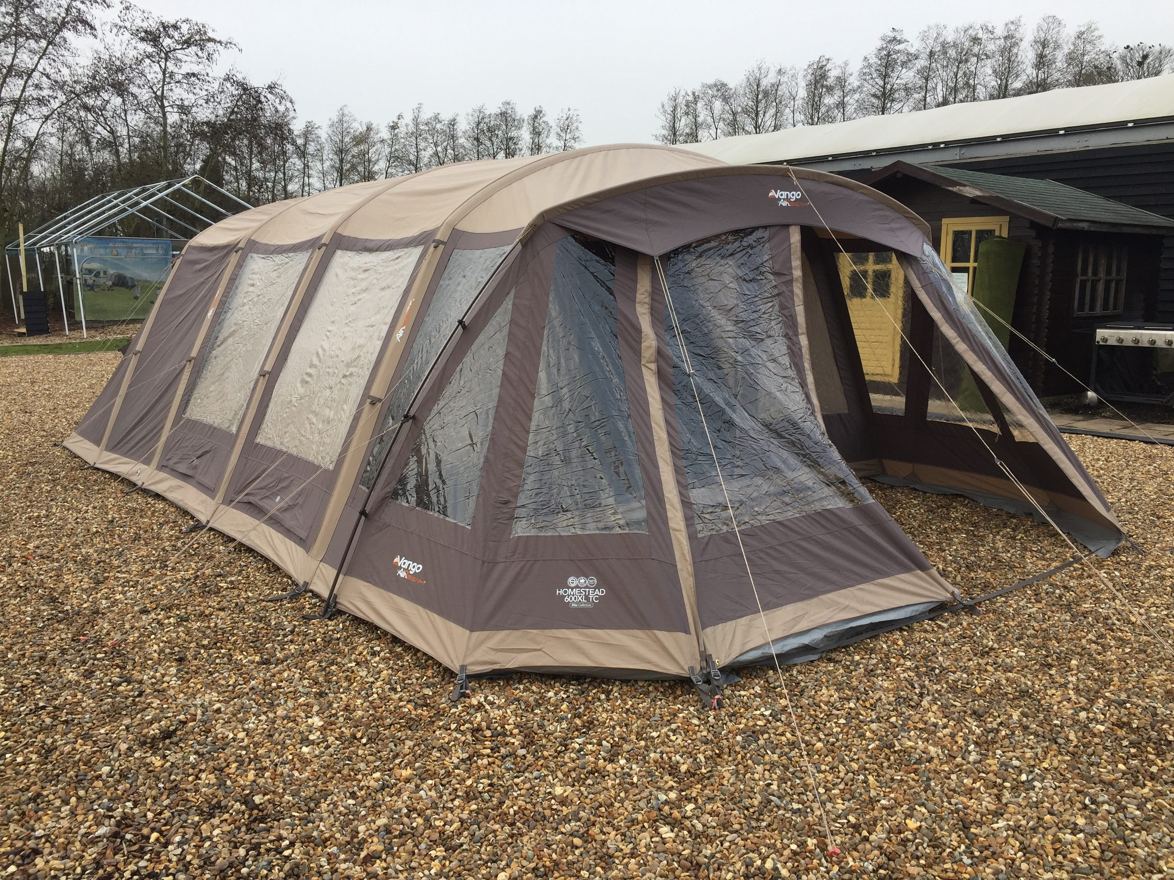 Vango Homestead Tc 600Xl 1