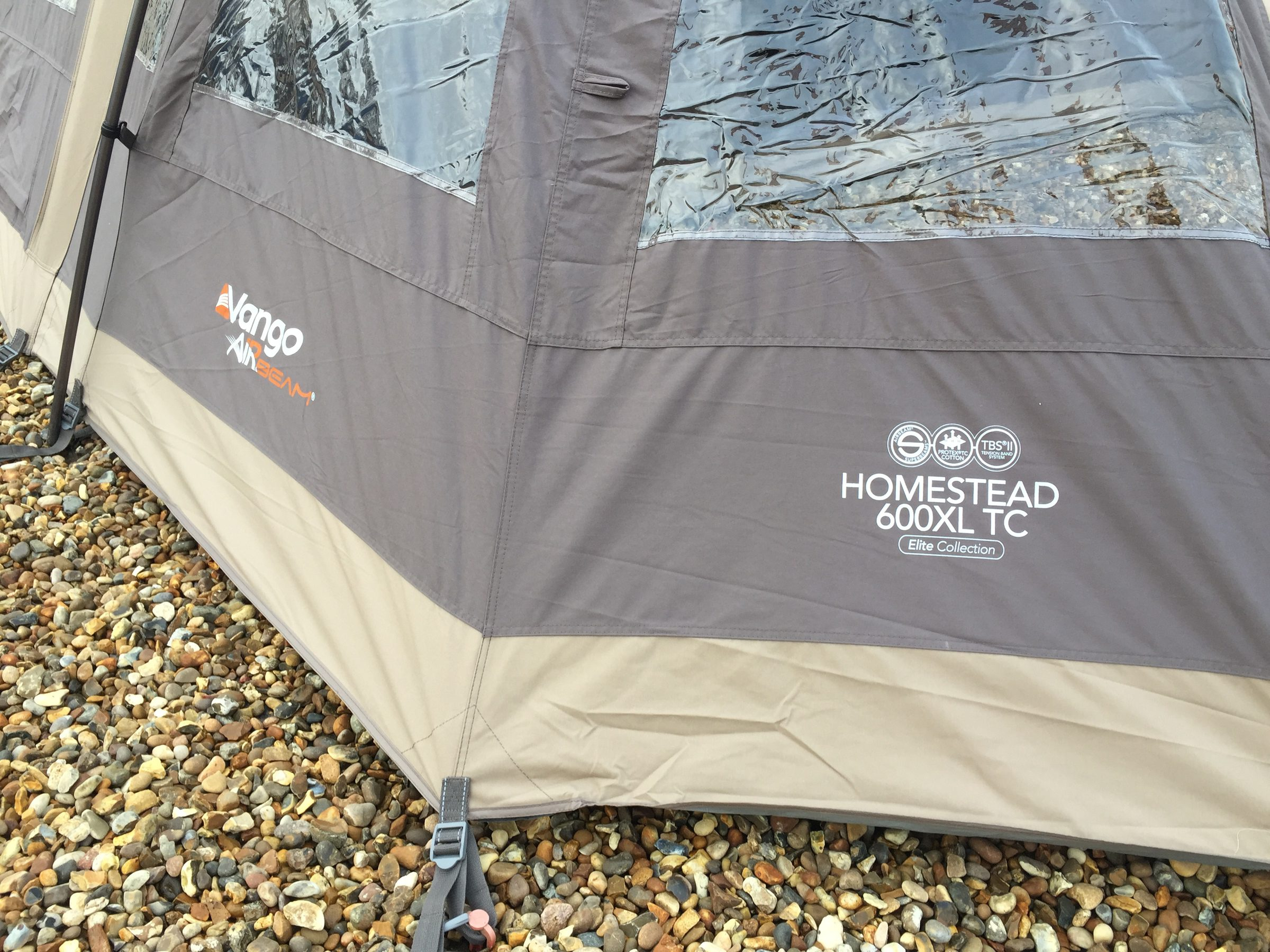 Vango Homestead Tc 600Xl 2