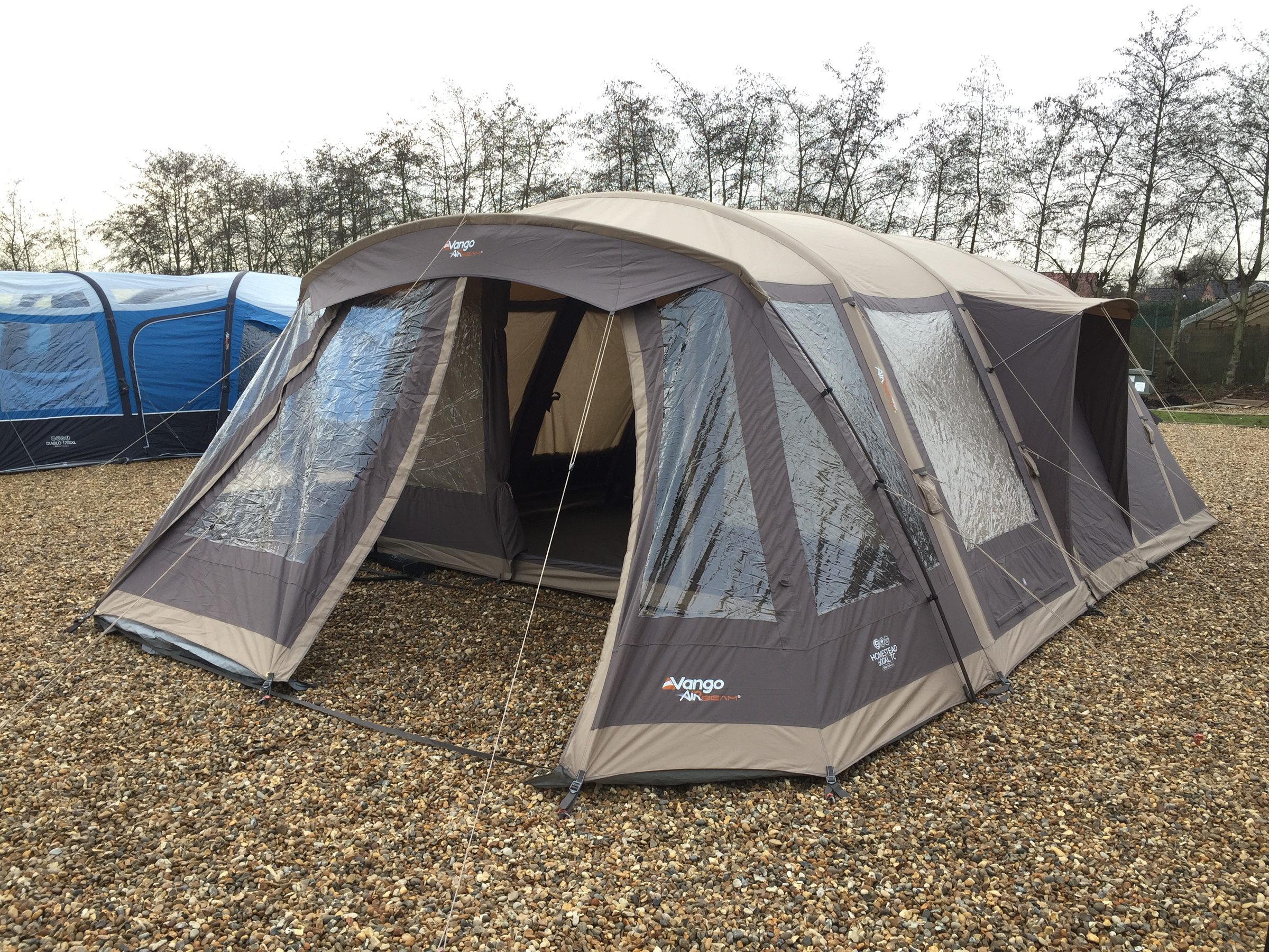 Vango Homestead Tc 600Xl 4