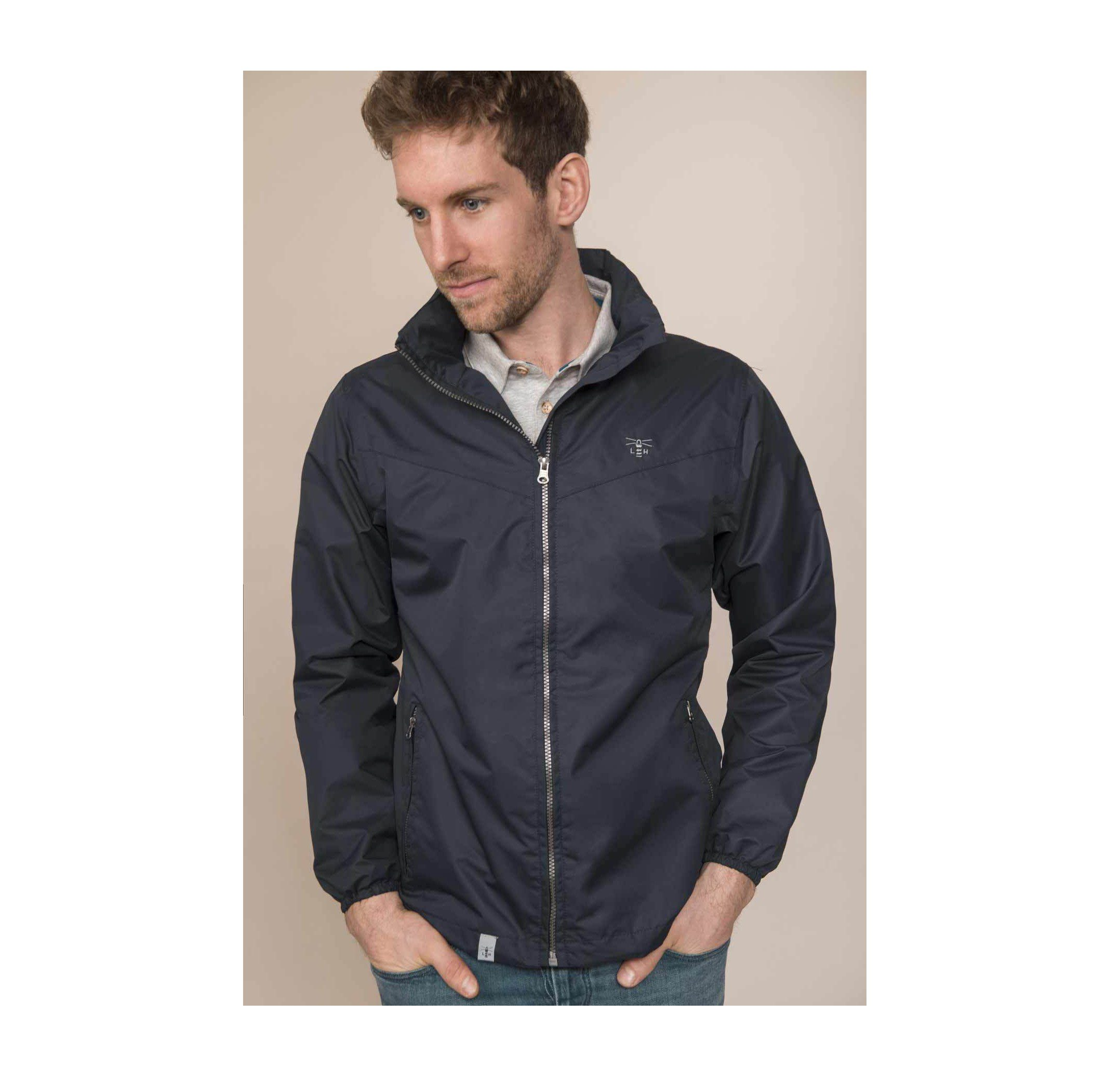 Lighthouse Portland Jacket - Navy