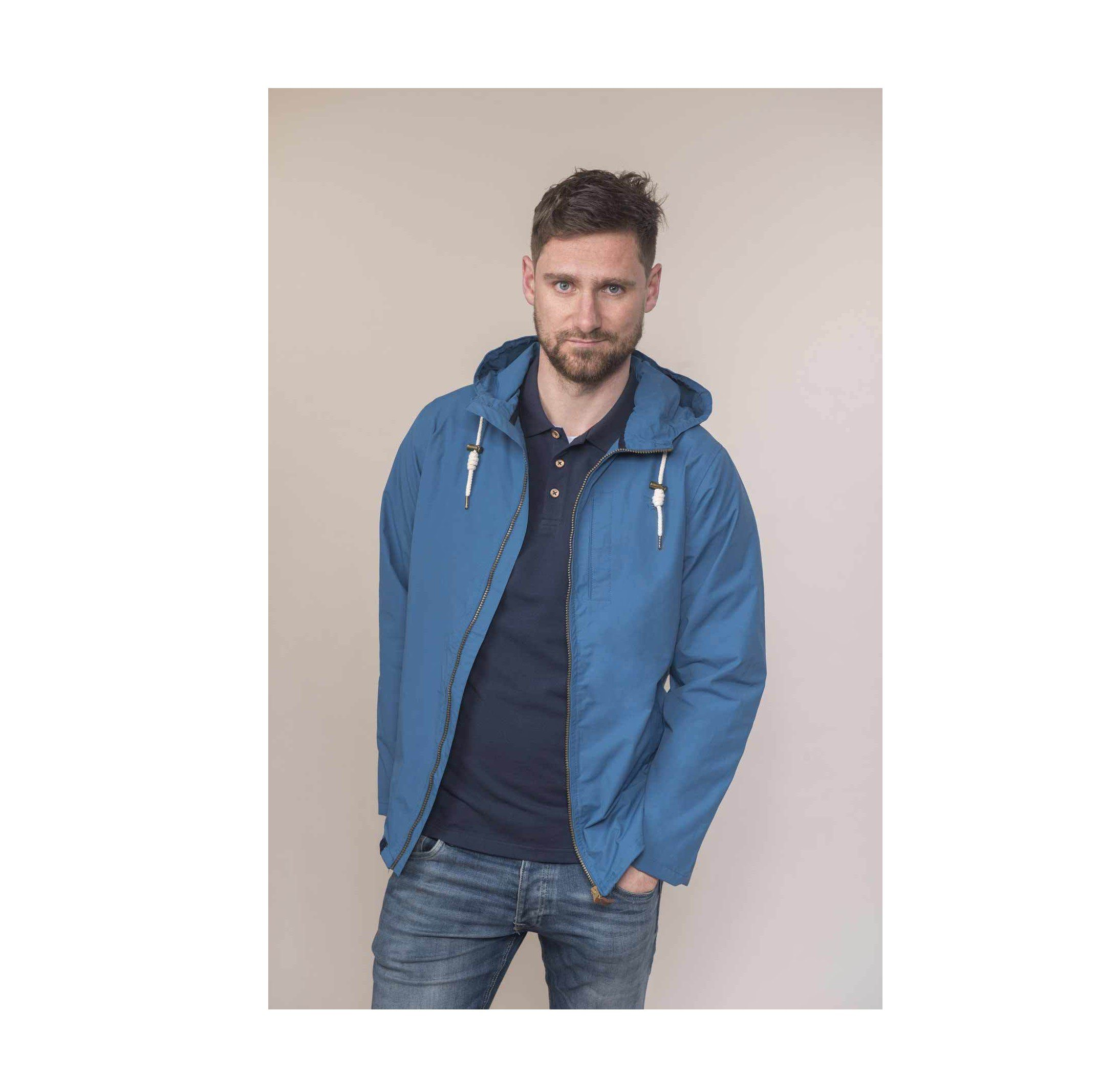 Lighthouse Seaport Jacket - Reef