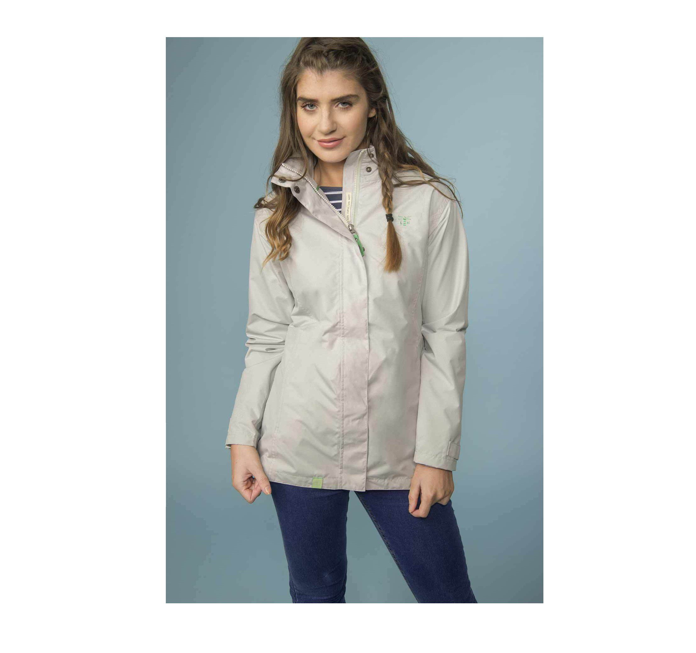Lighthouse Women's Beachcomber Jacket - Harbour Mist