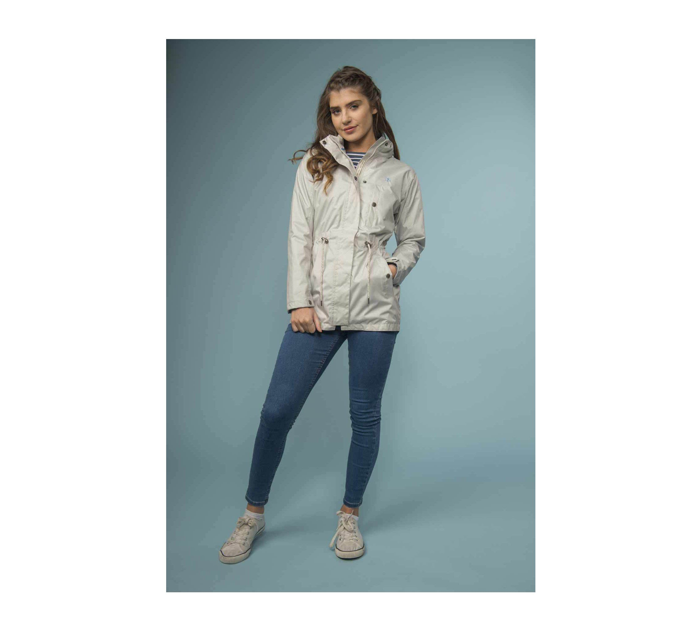 Lighthouse Women's Fran Jacket - Harbour Mist