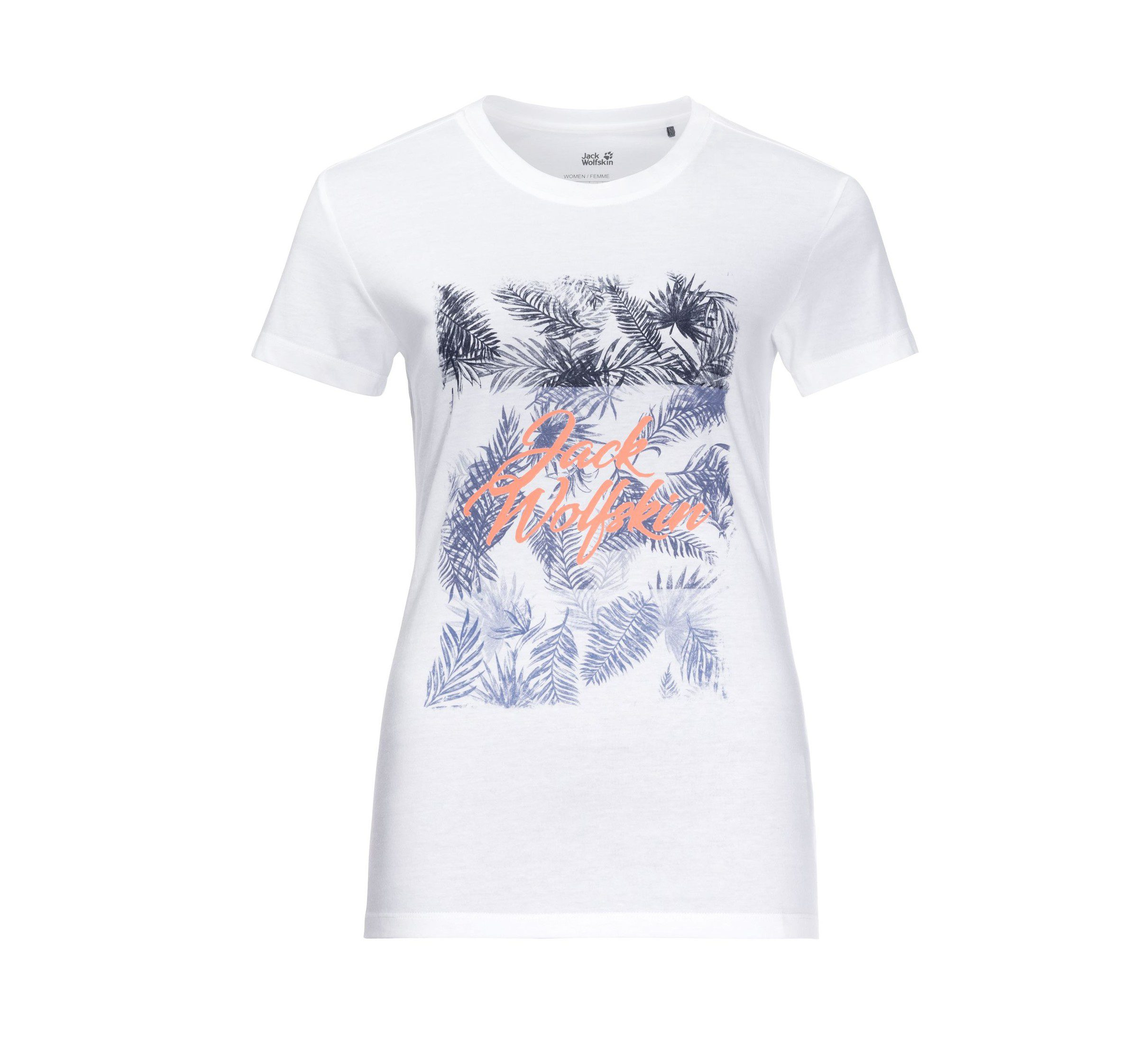Jack Wolfskin Royal Palm Paw T-Shirt