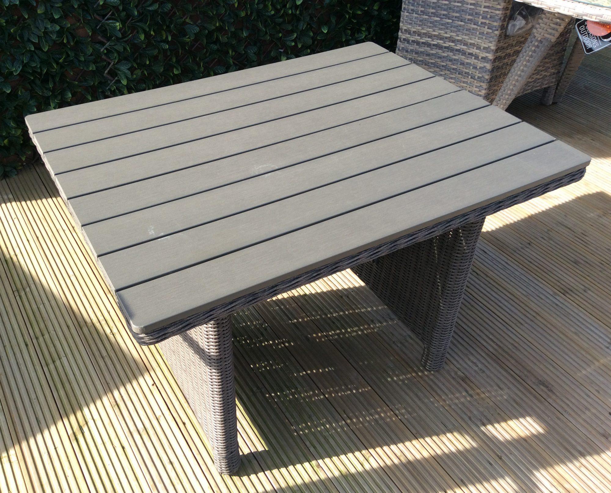 Kettler Palma Mini Polywood Table