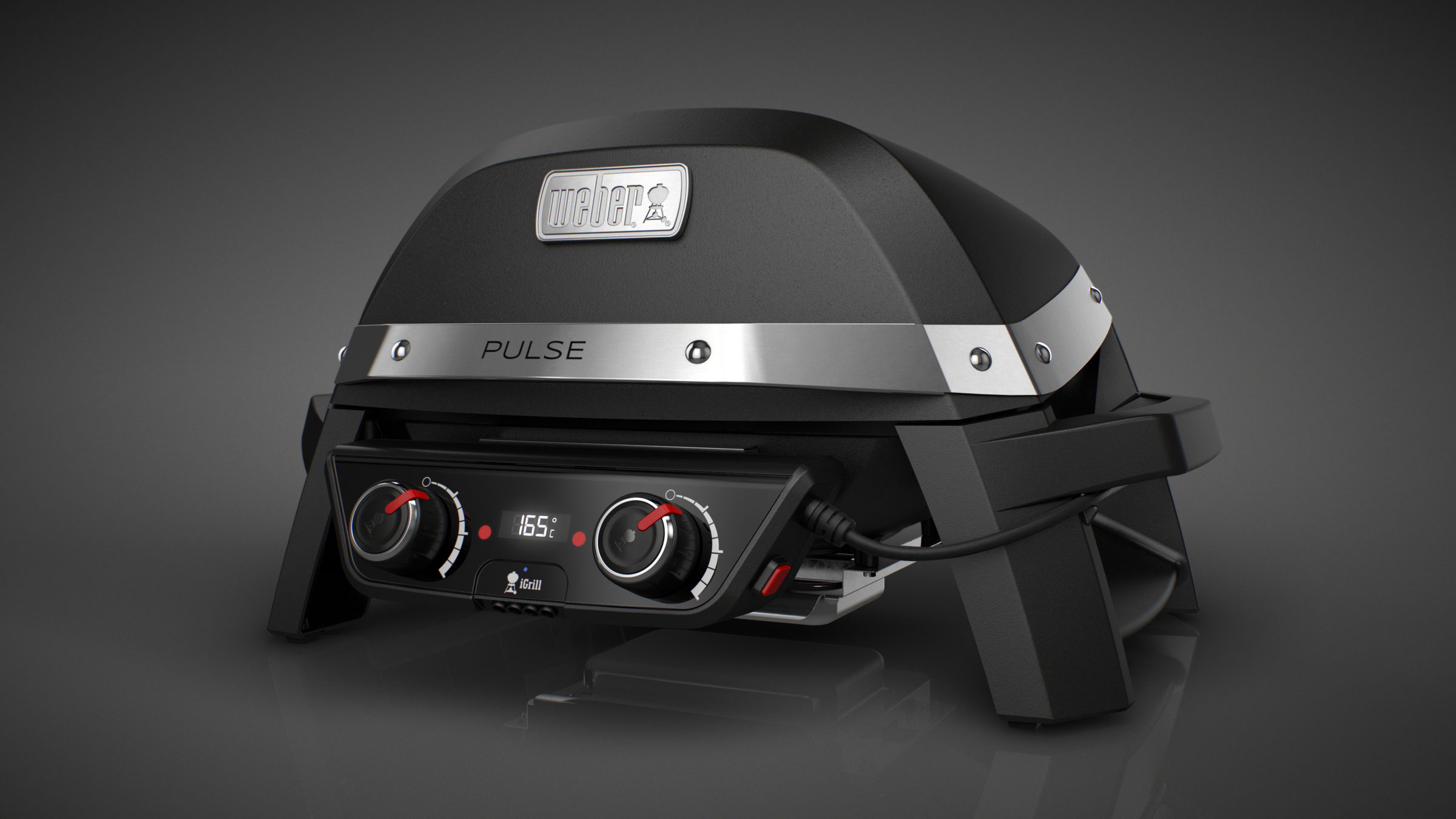 Weber Pulse 2000 With Cart Bbqs Norwich Camping