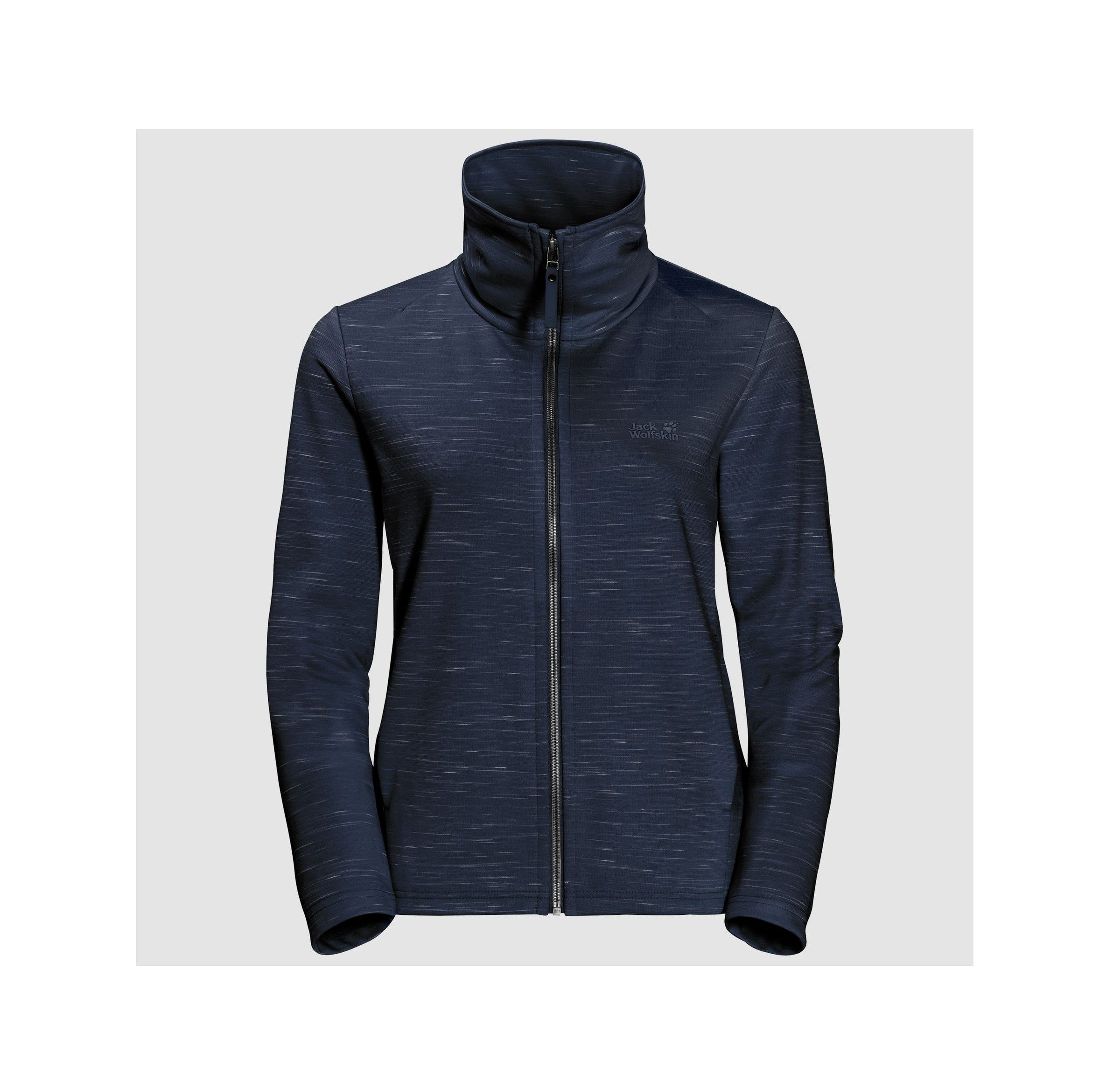 Jack Wolfskin Women's Oceanside Jacket - Midnight blue