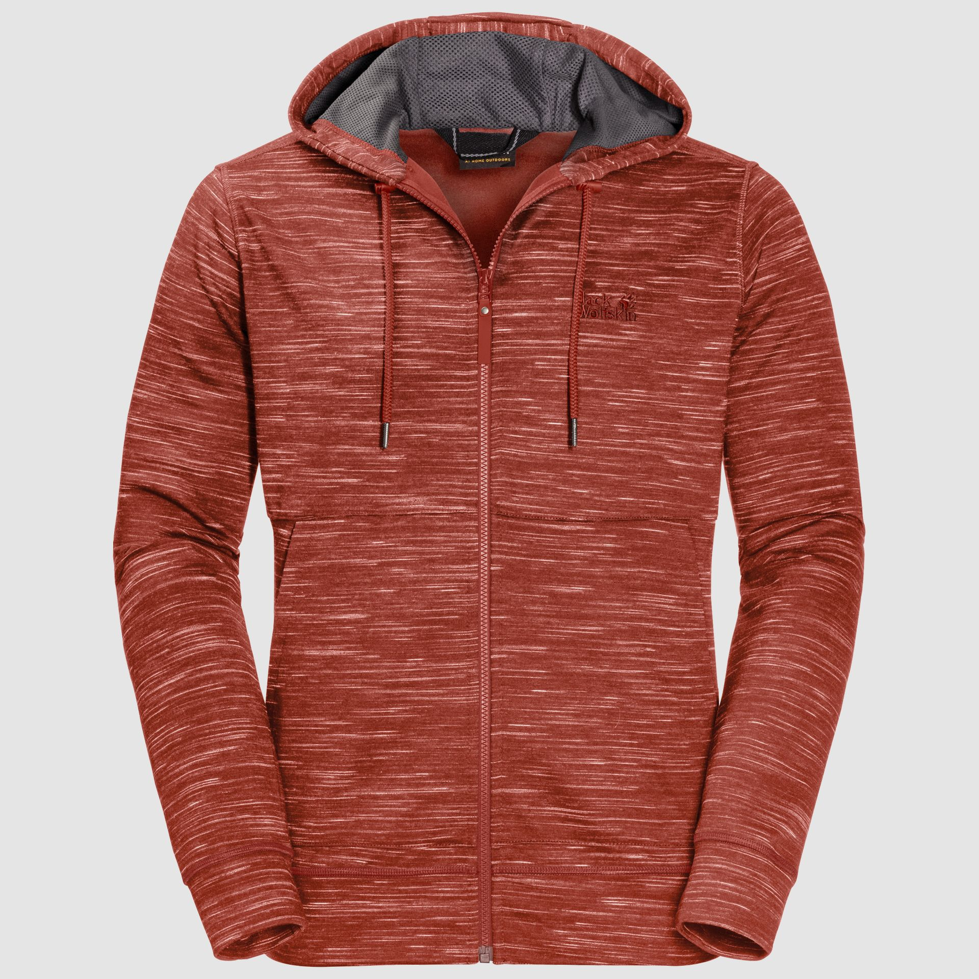 1706201 3740 7 Oceanside Hooded Jacket Men Mexican Pepper