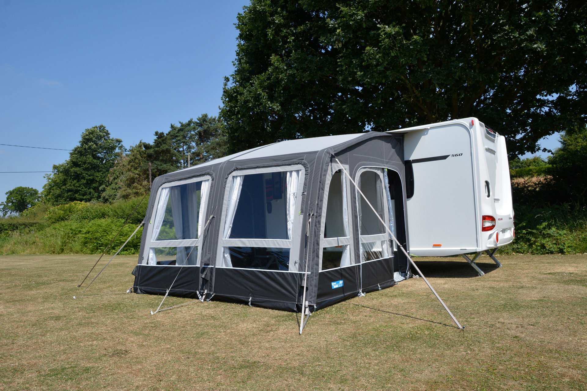 Kampa Air Porch Awnings | Caravan Porch Awnings | Norwich ...