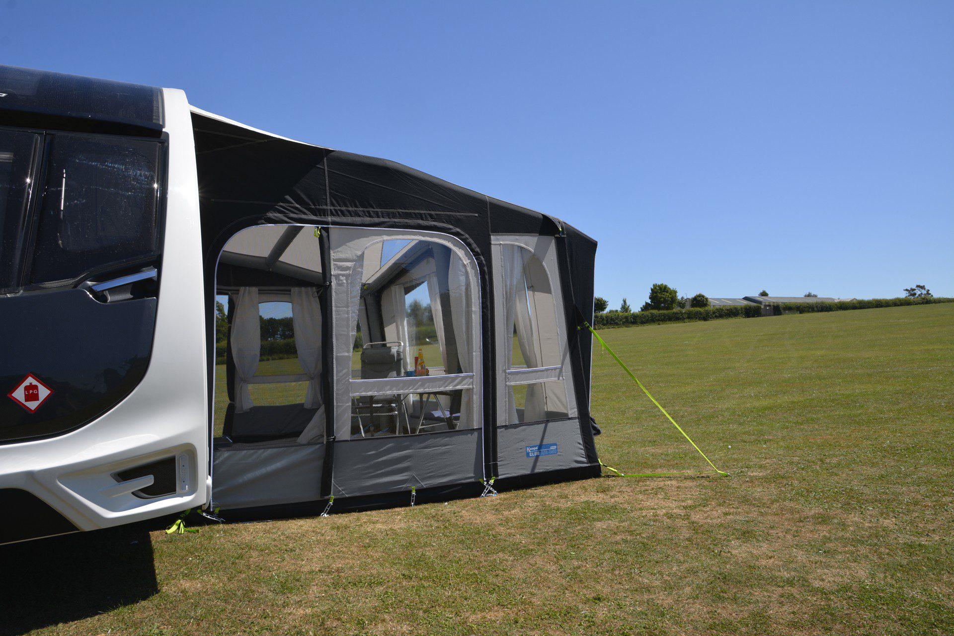 Kampa Club Air Pro 450 Caravan Awning 2019 2