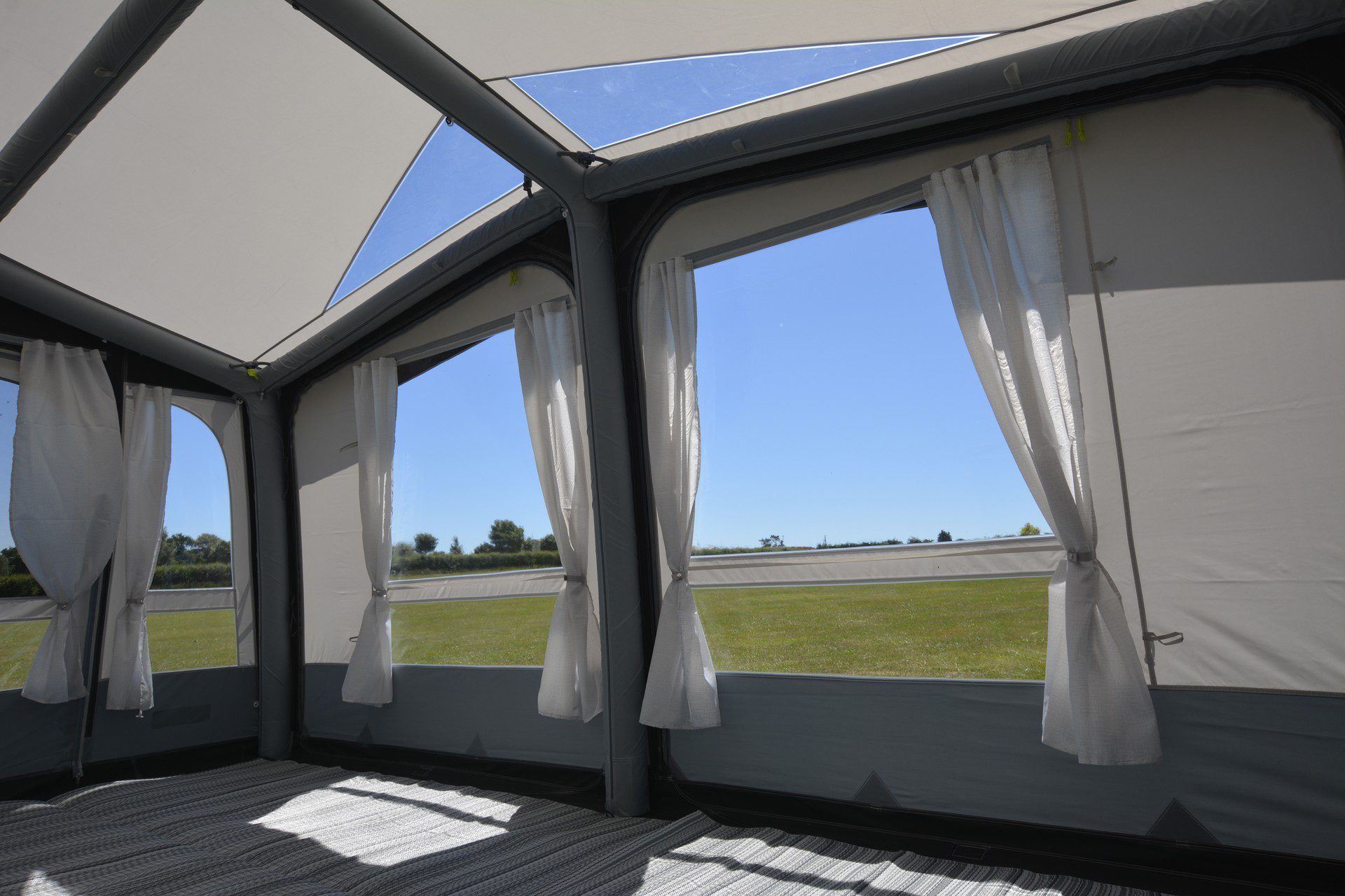 Kampa Club Air Pro 450 Caravan Awning 2019 5