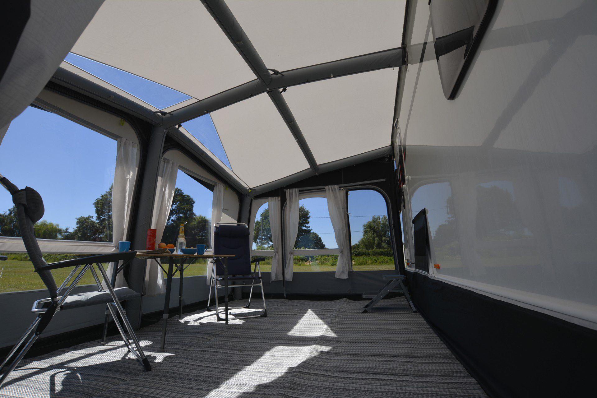Kampa Club Air Pro 450 Caravan Awning 2019 7