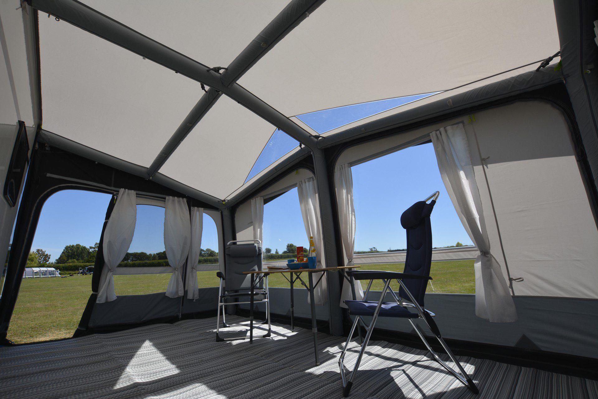 Kampa Club Air Pro 450 Caravan Awning 2019 8