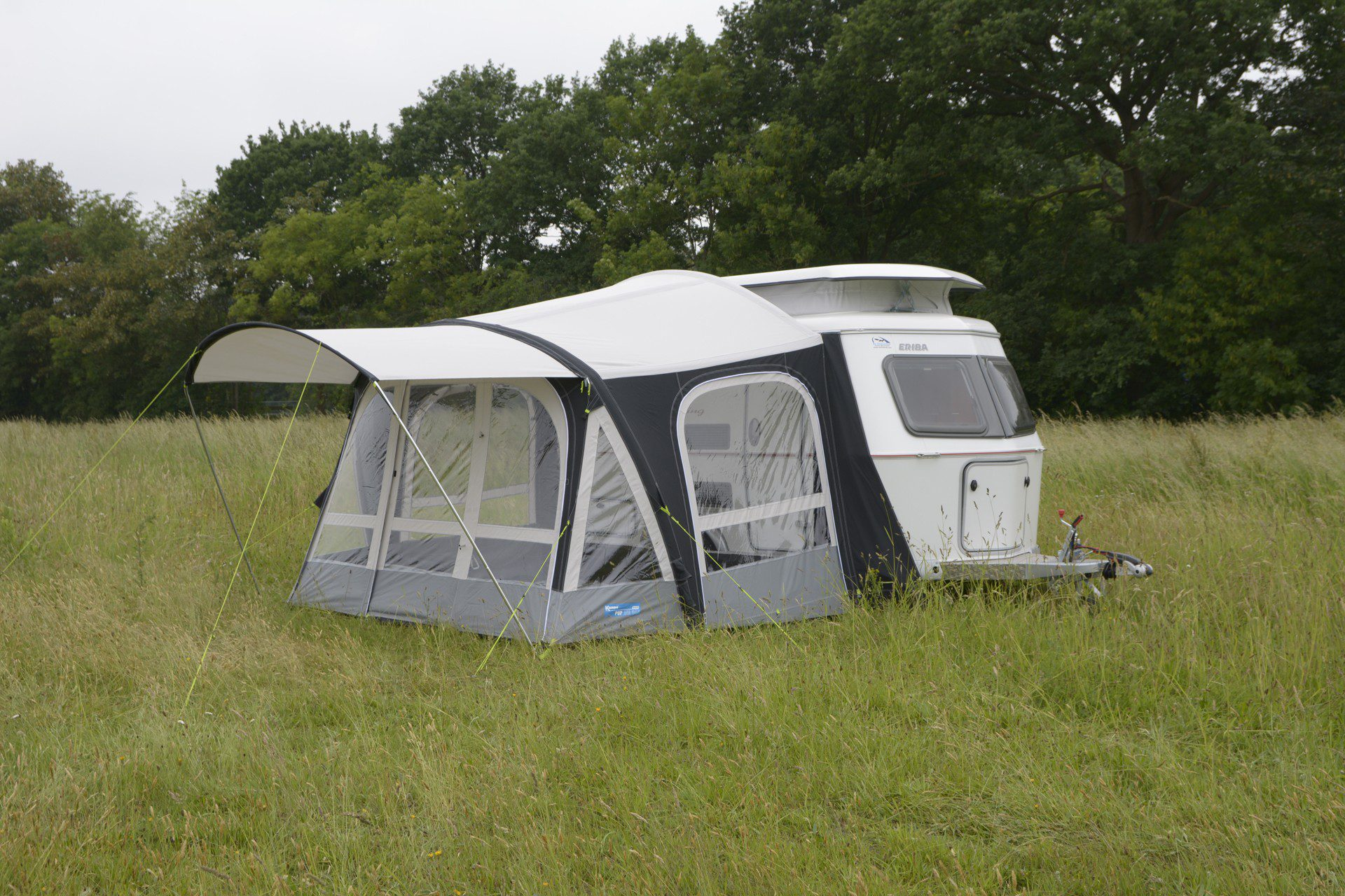 Kampa Pop Air Pro 340 Eriba Caravan Awning 2019 1