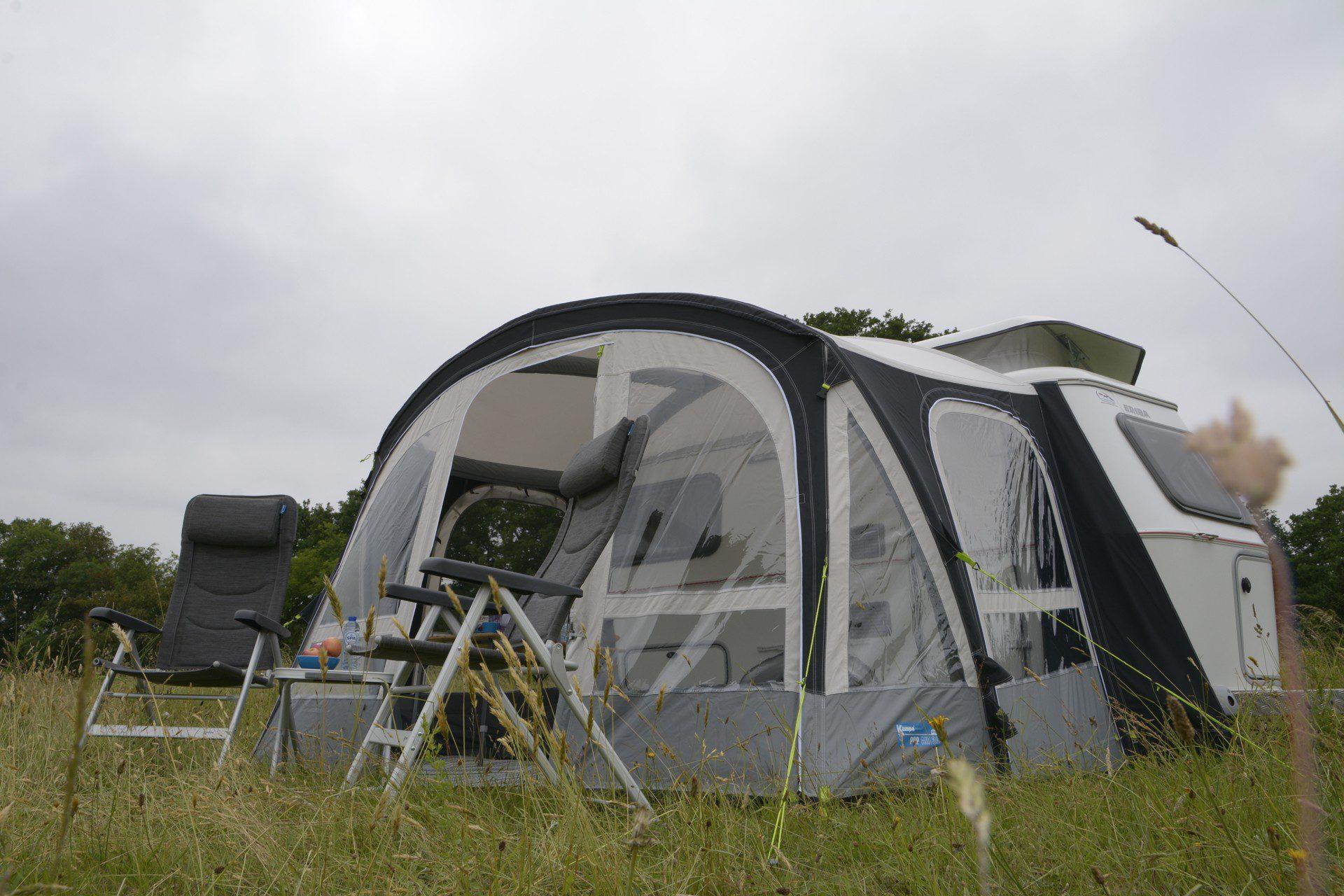 Kampa Pop Air Pro 340 Eriba Caravan Awning 2019 10