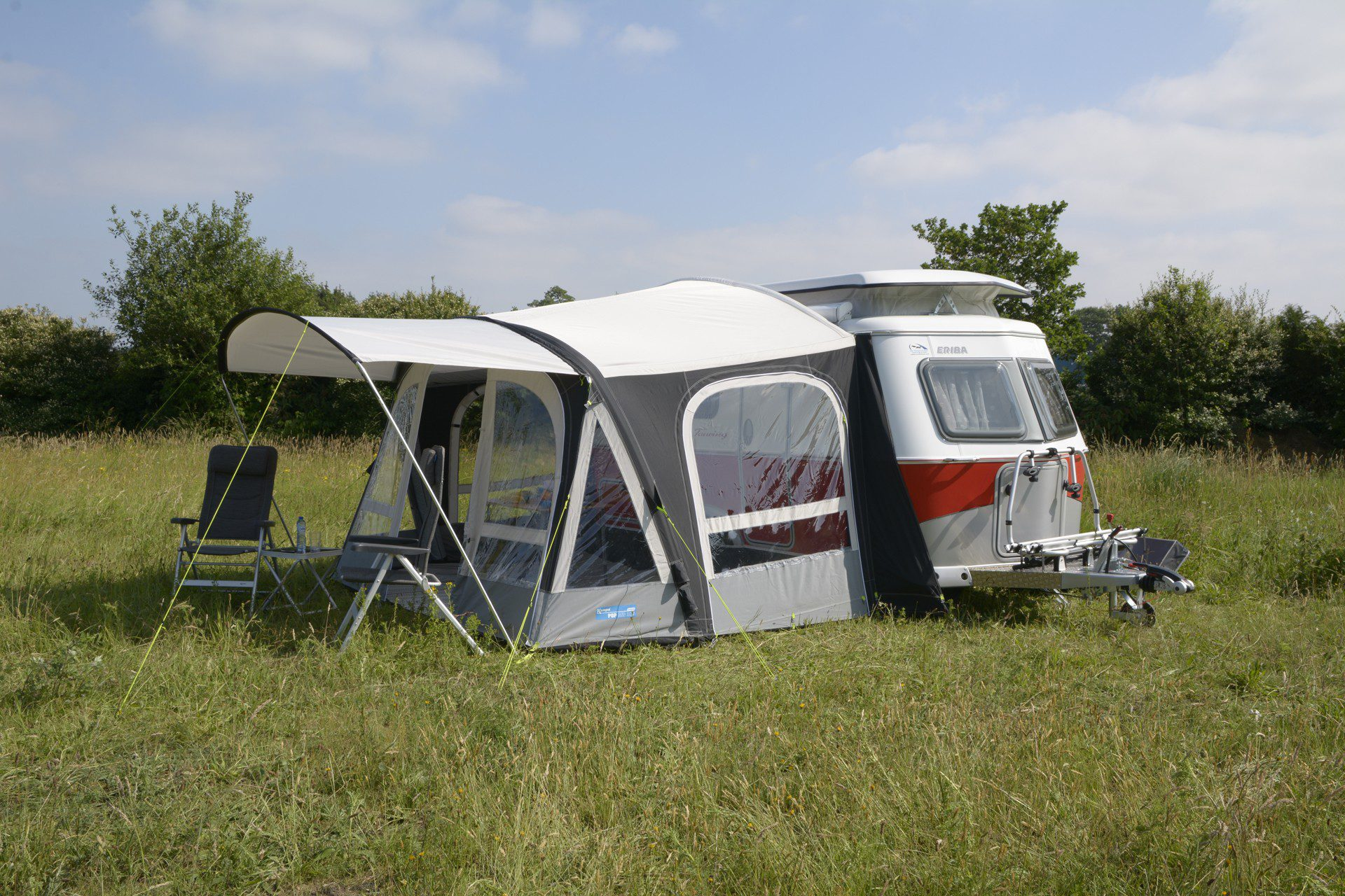 Kampa Pop Air Pro 365 Eriba Caravan Awning 2019 4