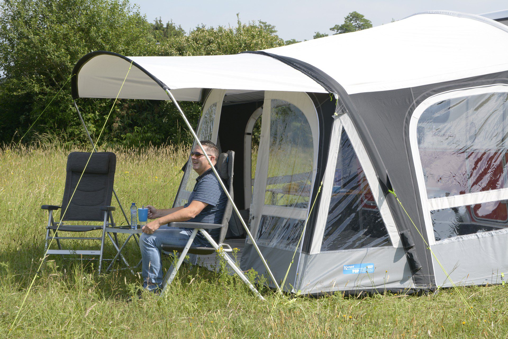Kampa Pop Air Pro 365 Eriba Caravan Awning 2019 7