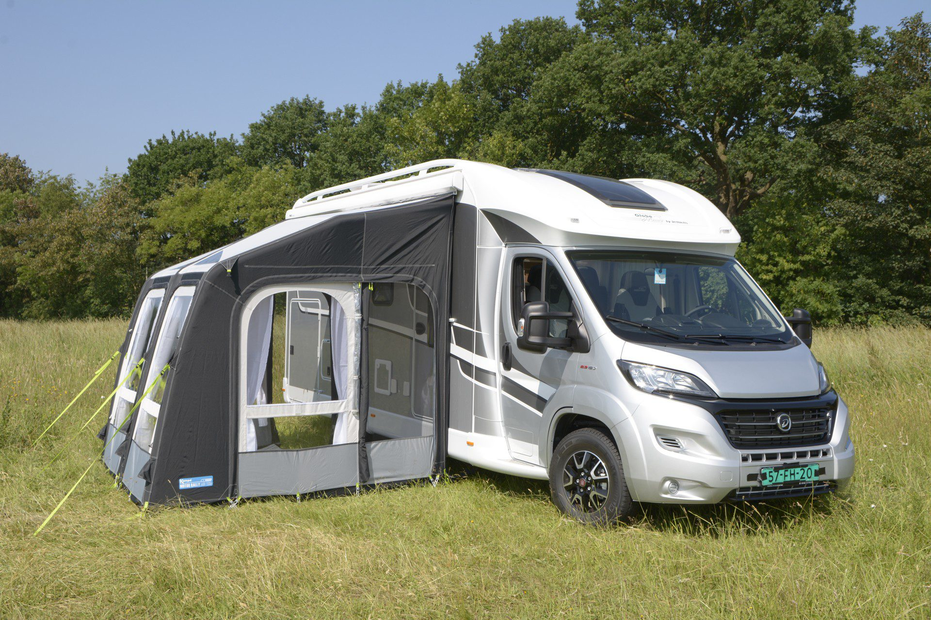 Kampa Motor Rally Air Pro 260 Motor Home Awning 2019 3