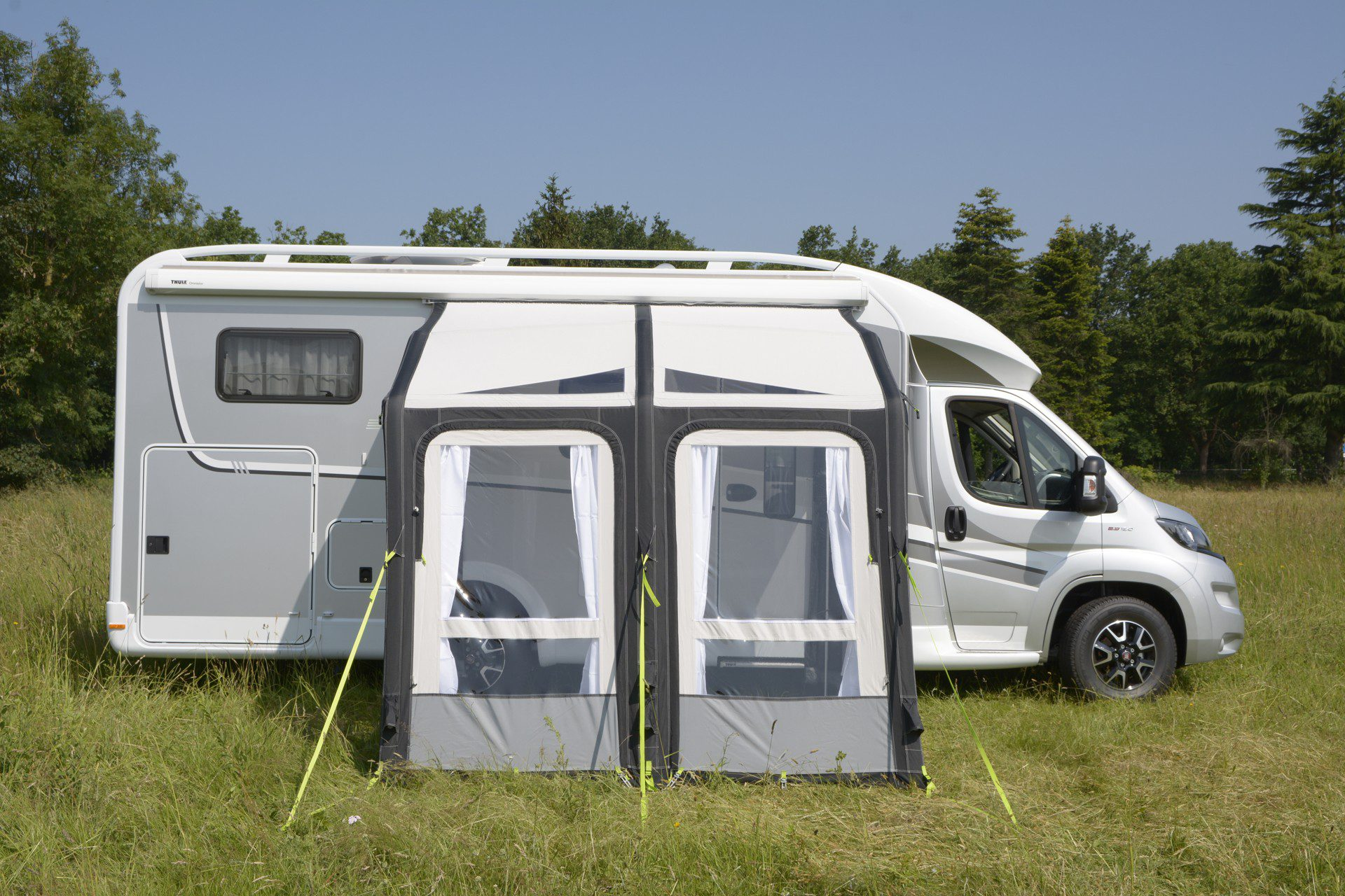 Kampa Motor Rally Air Pro 260 Motor Home Awning 2019 4