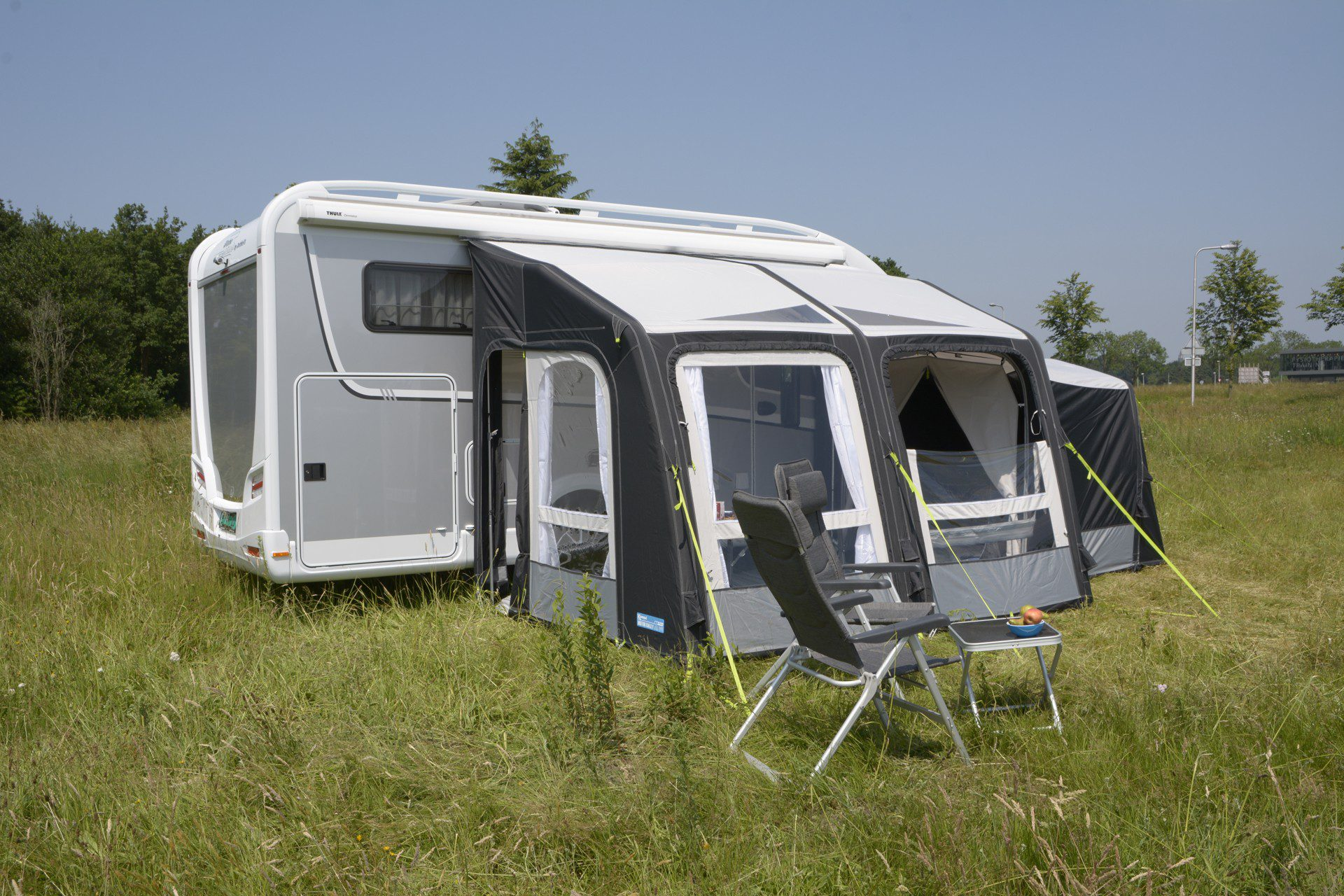 Kampa Motor Rally Air Pro 330 Motor Home Awning 2019 8