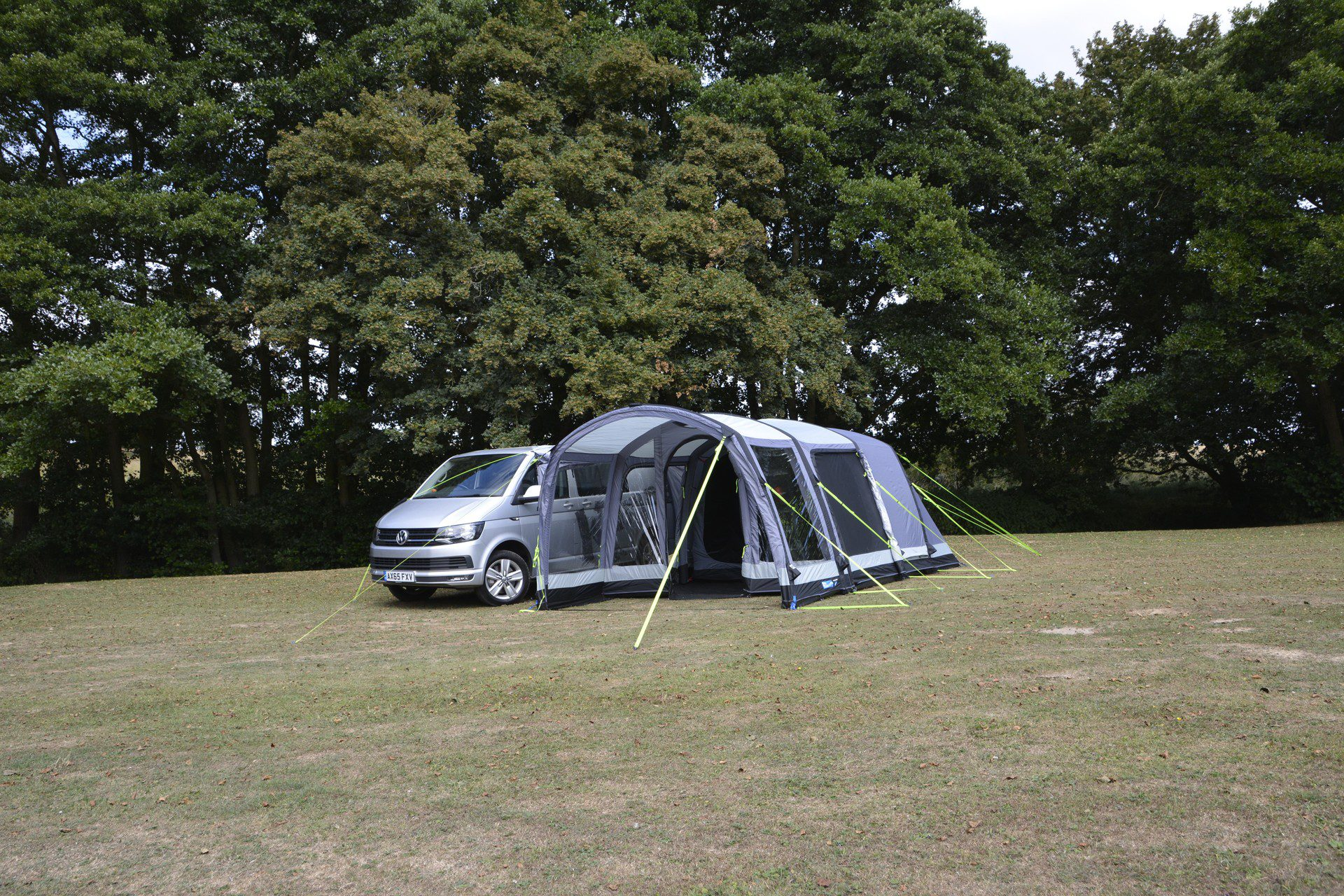 Kampa Touring Air Driveaway Awning 2019 1