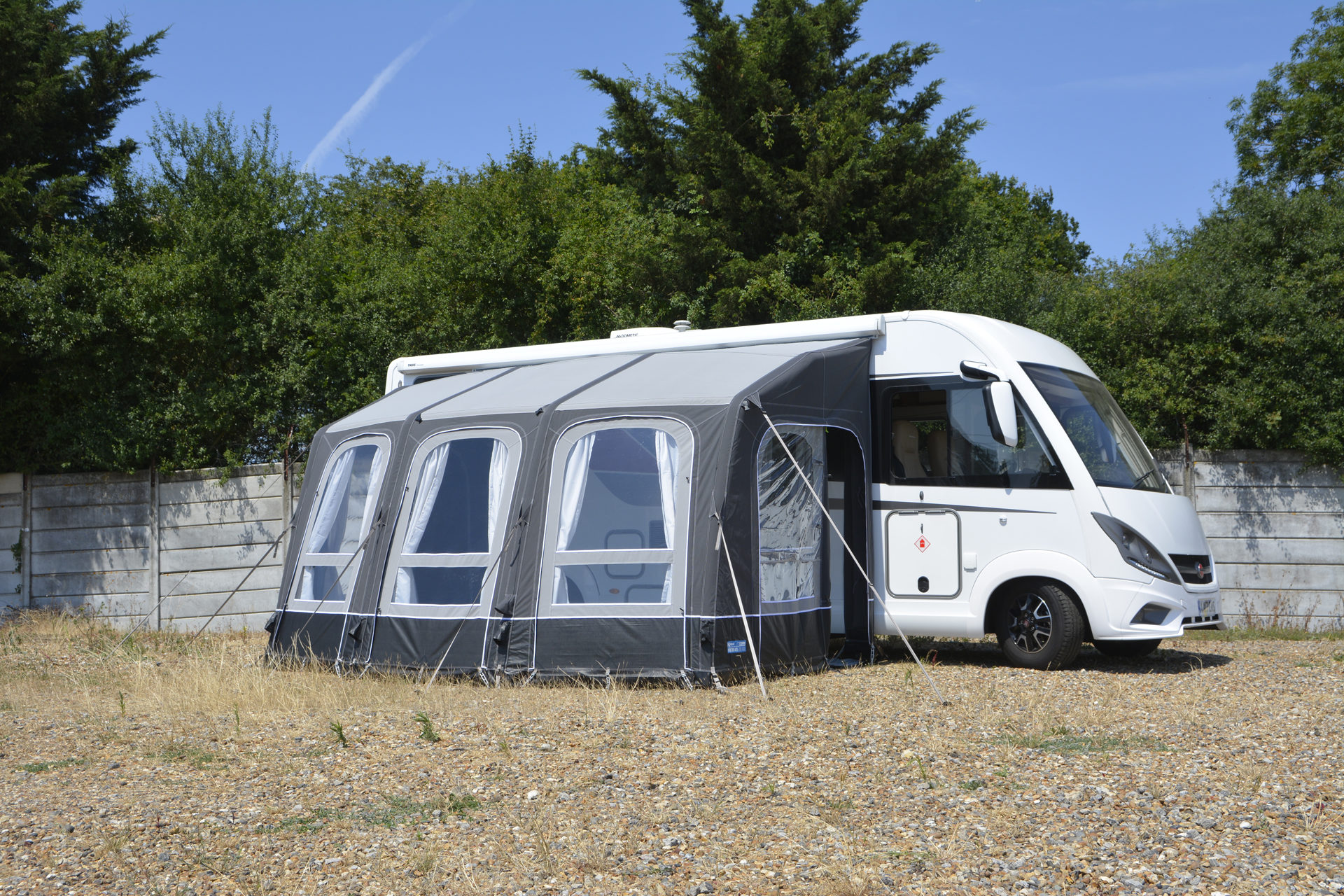 Kampa Motor Ace Air 400 All Season Motorhome Awning 2019 1