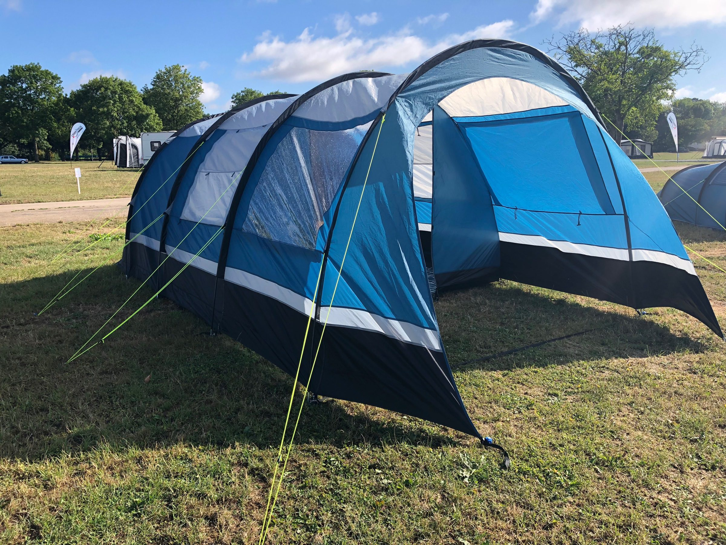 Royal Welford 4 Tent