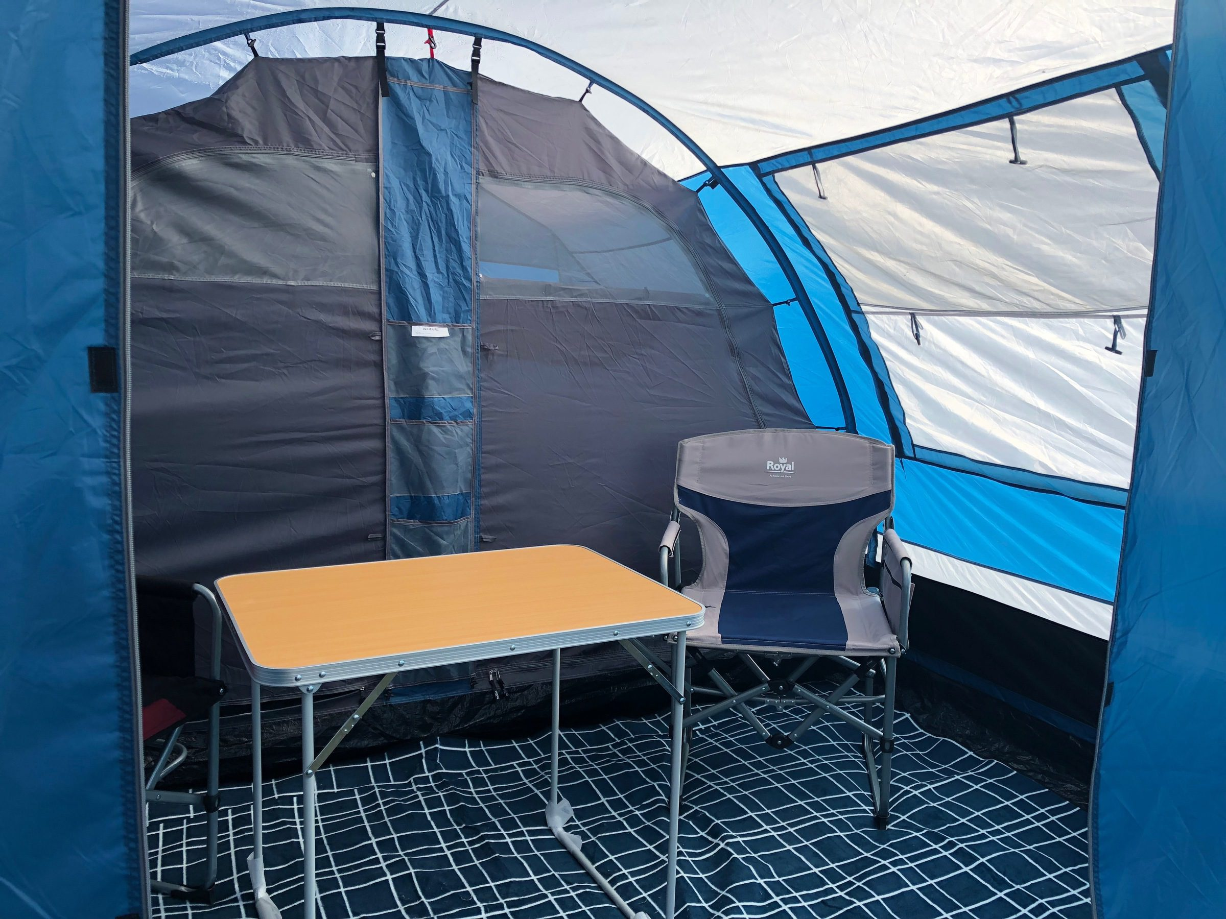 Royal Welford 4 Tent