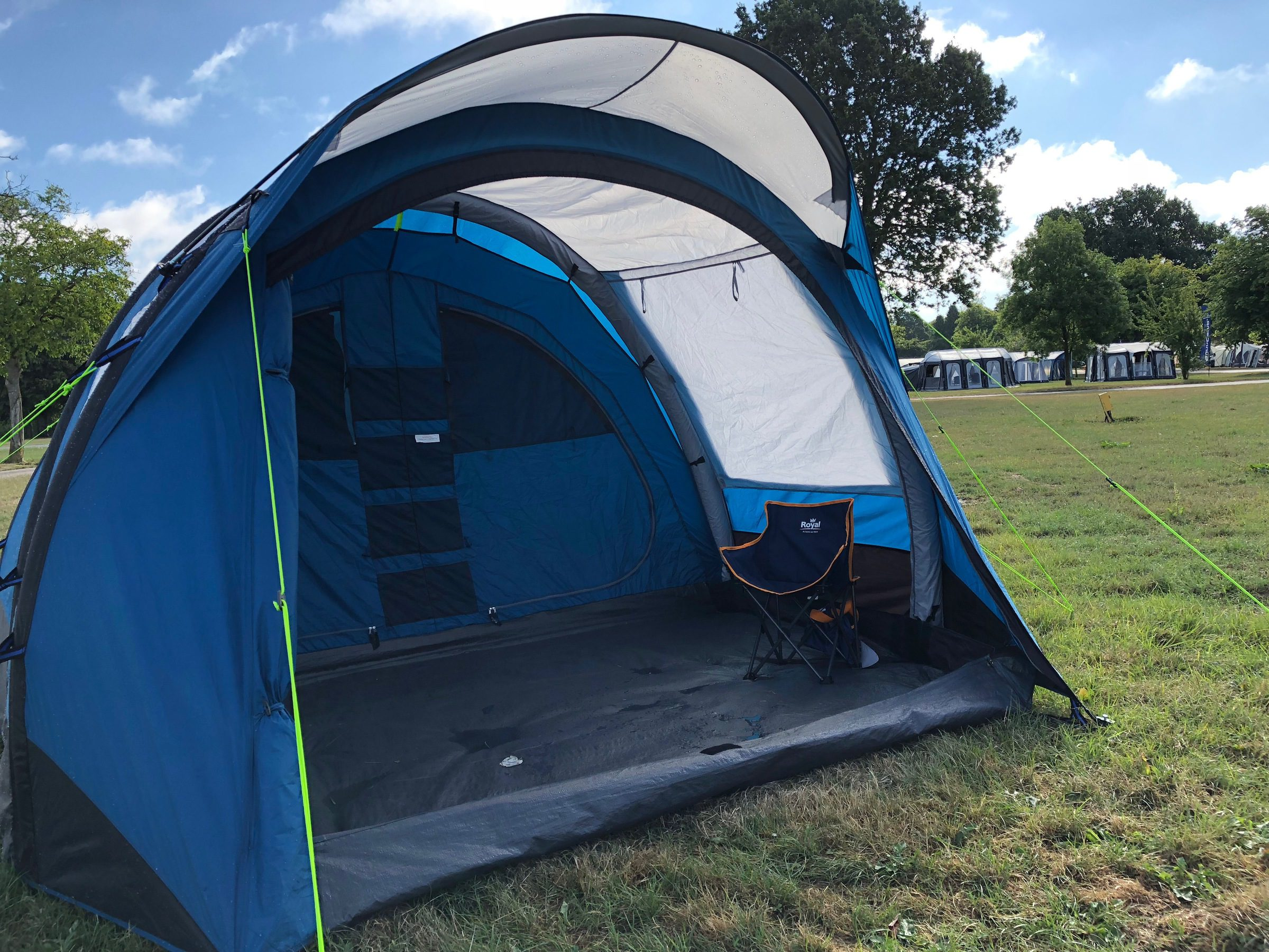 Royal Portland Air 4 Tent Package Deal