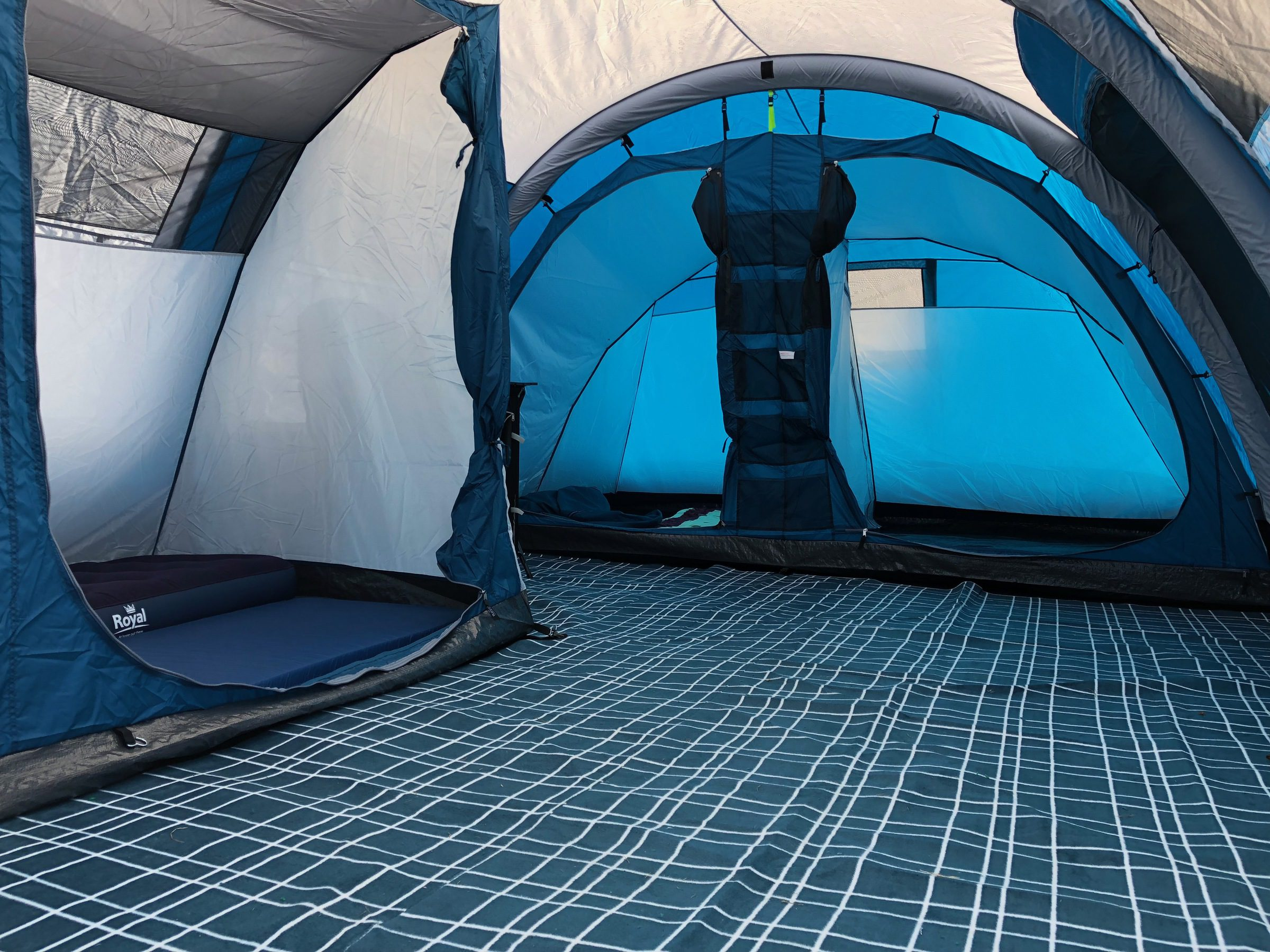 Royal Rockhampton 6+2 Air Tent Package Deal