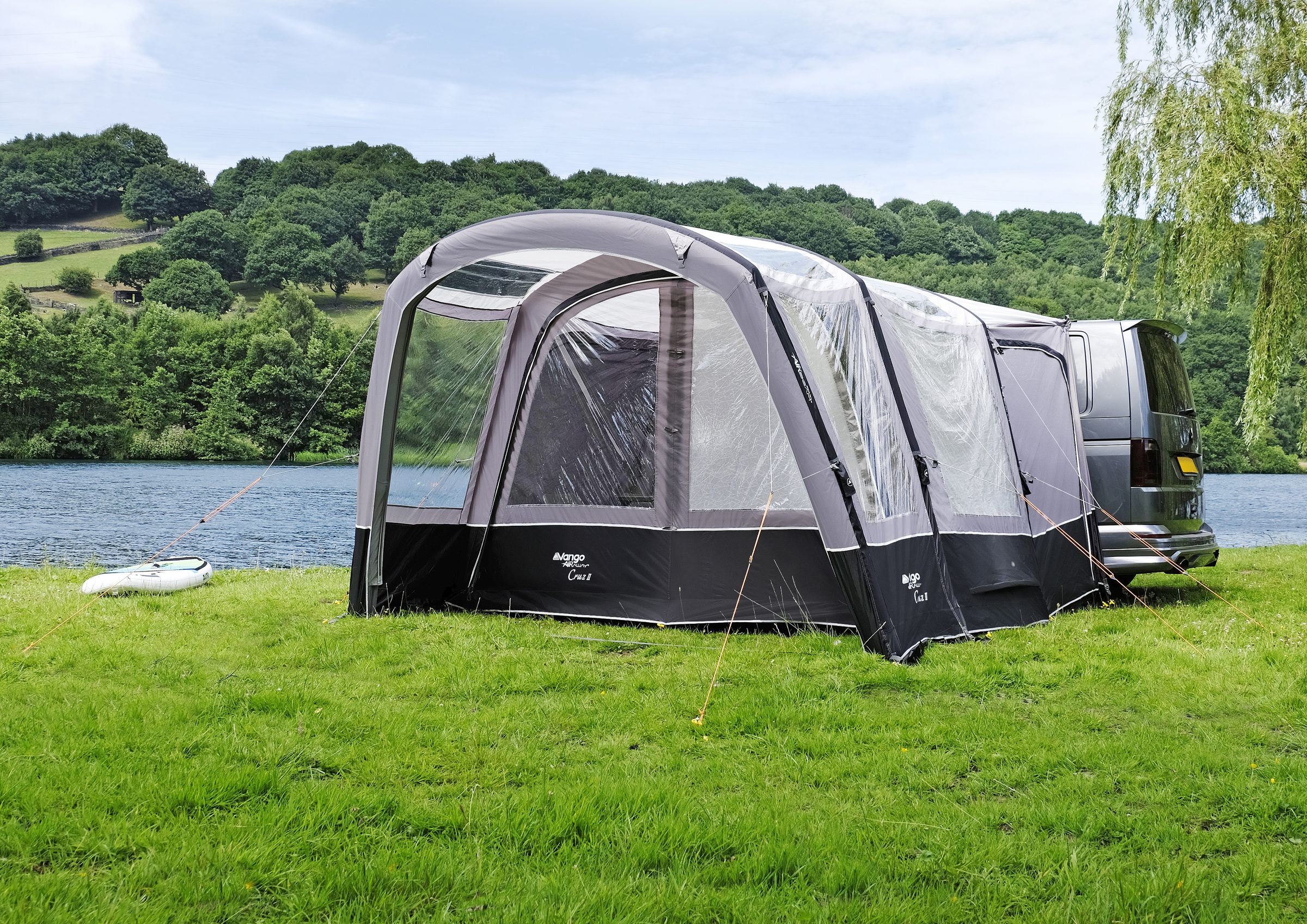 Vango Cruz III Low Driveaway Awning 2019