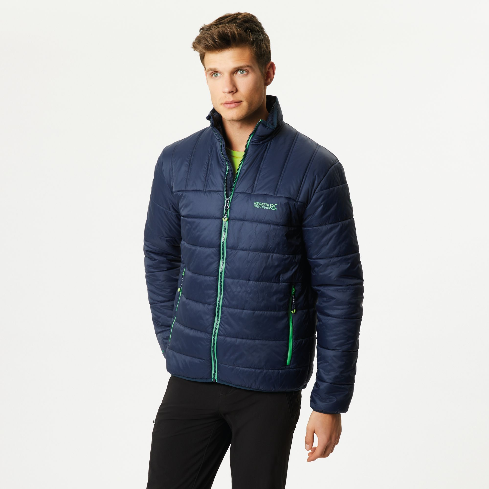 cdcbfe8f24a ... Regatta Men s Clothing    Regatta Icebound IV Mid Weight Insulated  Jacket - Navy · Rmn121 540 01 Bynder Defined Type Model 01 1538635198