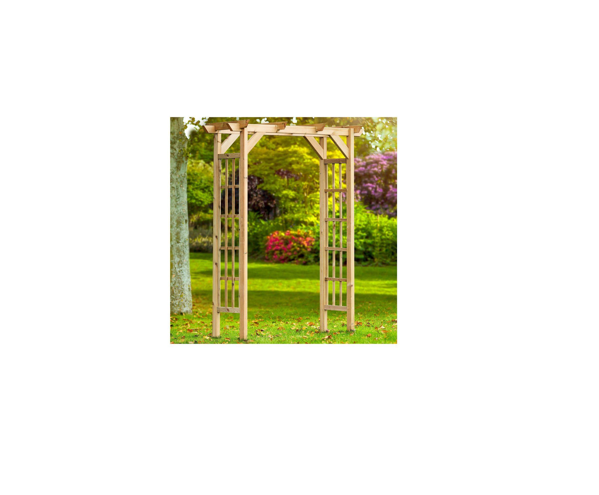 Kelkay Barleywood Garden Arch