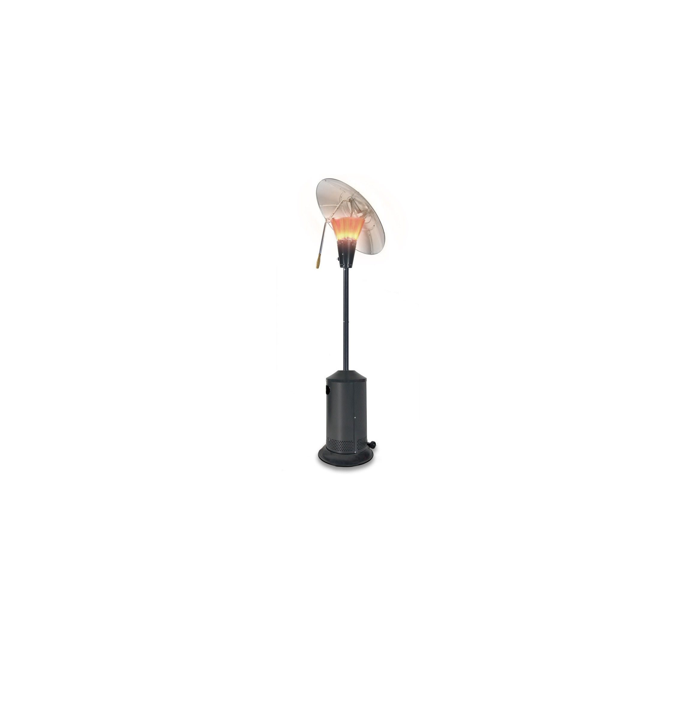 Sahara 13Kw Heat Focus Patio Heater Black