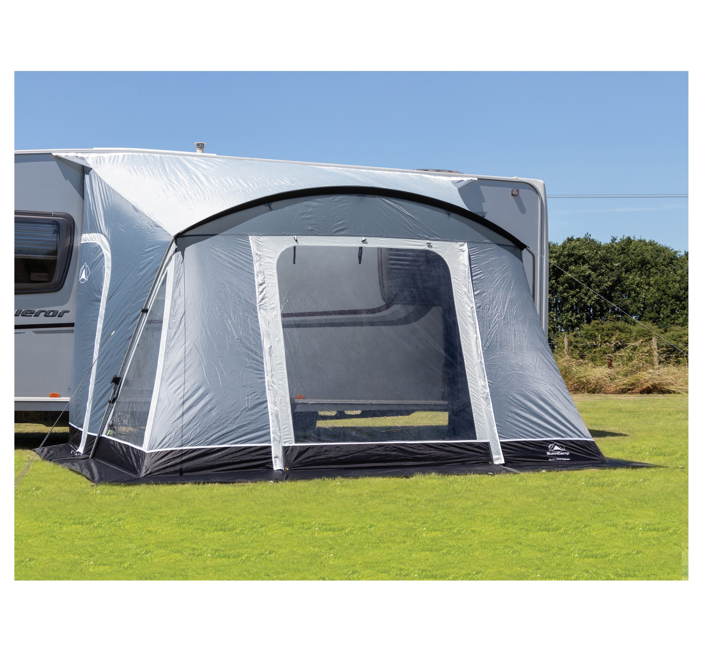 Sunncamp Swift Deluxe 325 Awning 2019