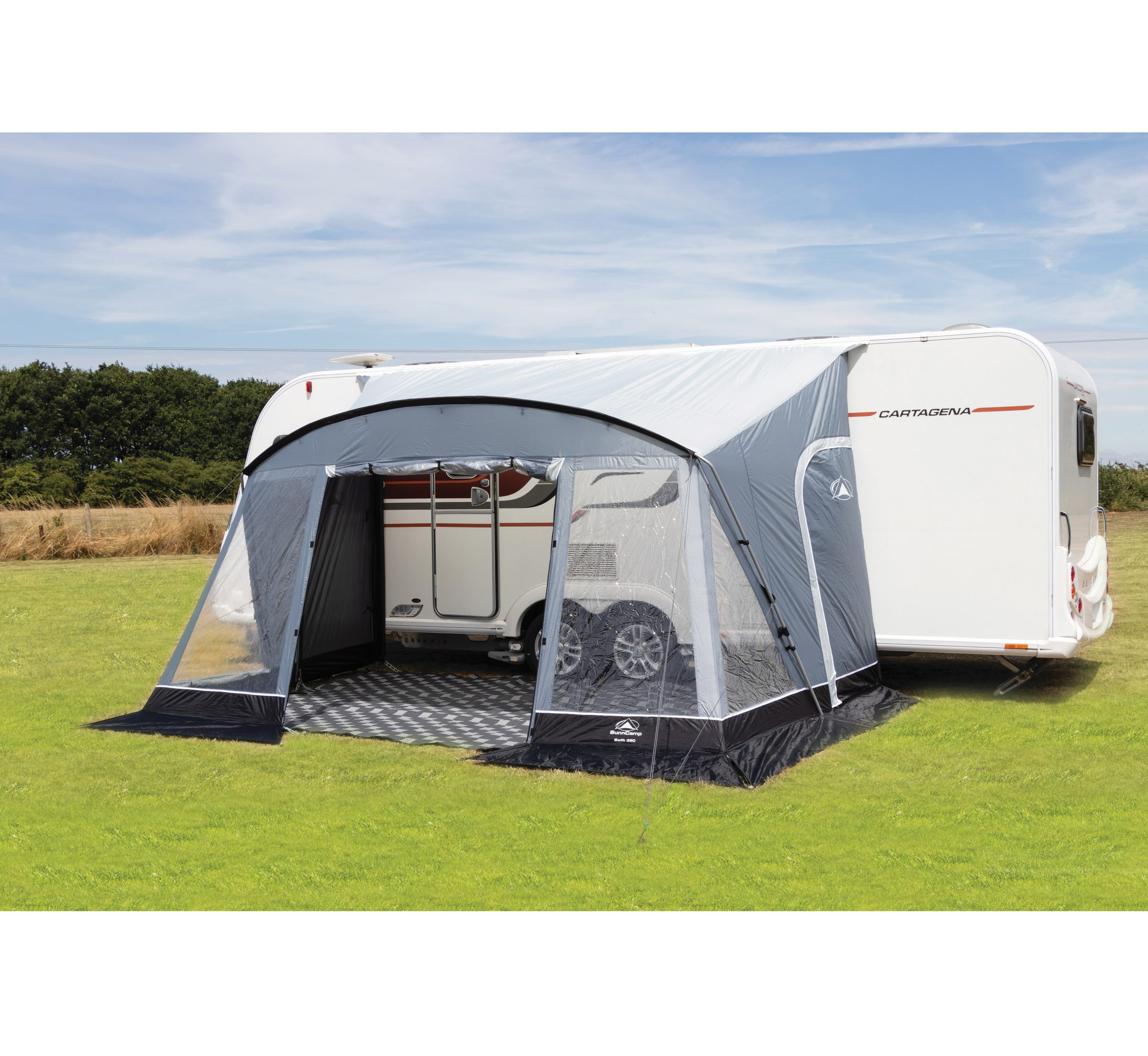 Sunncamp Swift 390 Deluxe Awning 2019