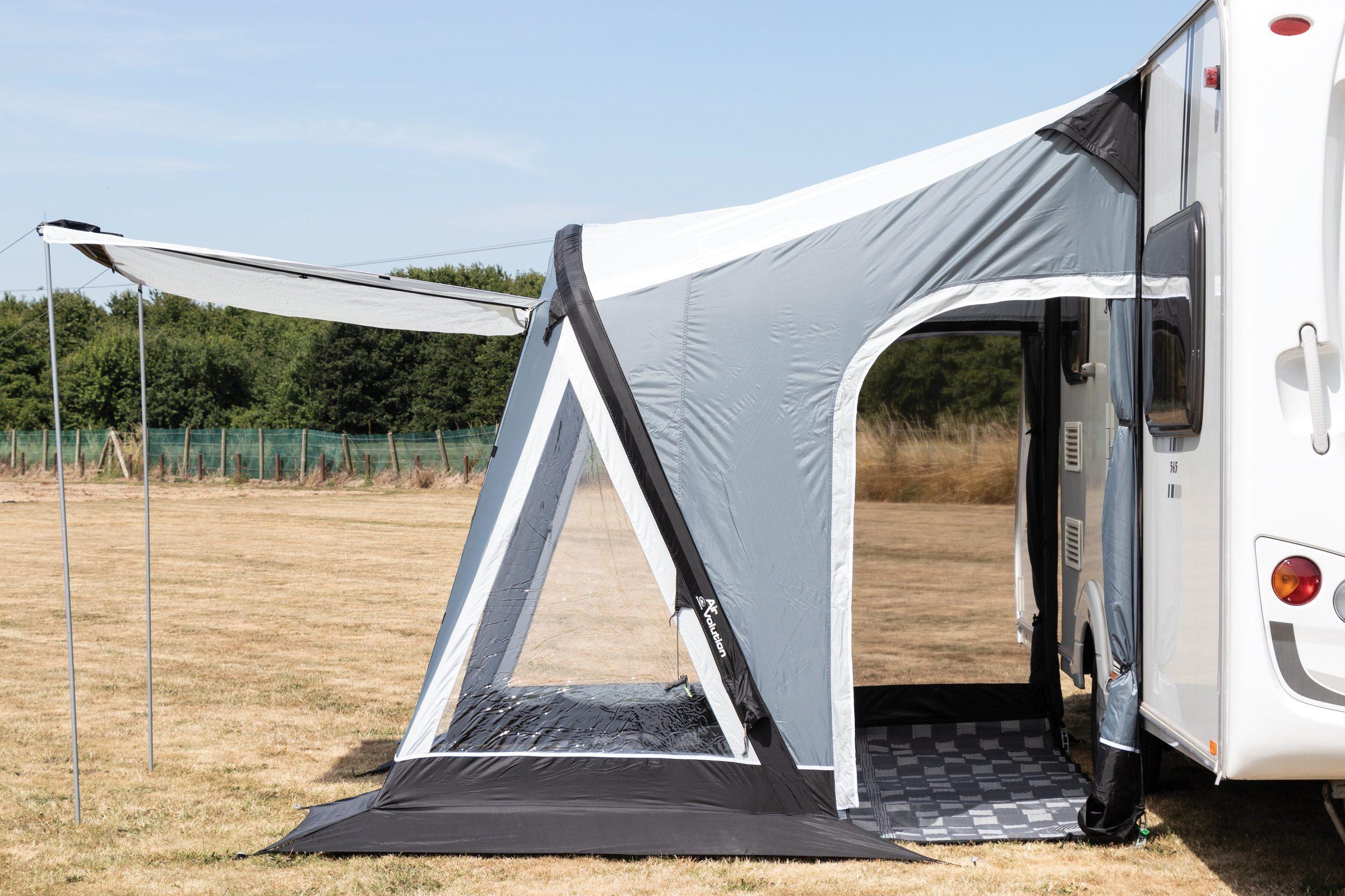 Sunncamp Swift Air 260 Caravan Awning 2019 Norwich Camping