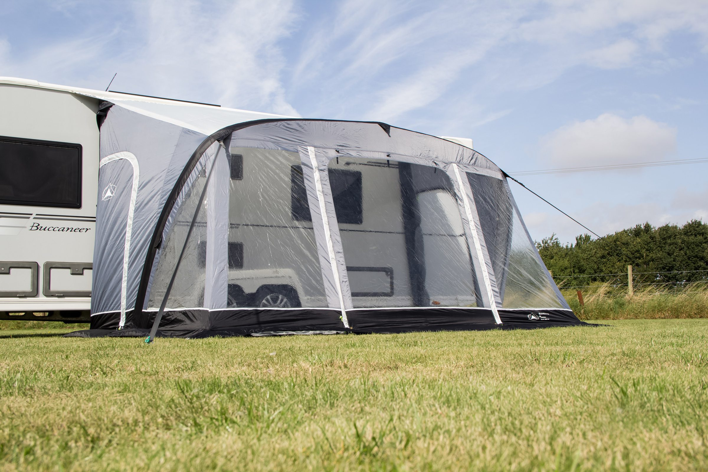 Caravan Porch Awnings Inflatable Amp Poled Awnings