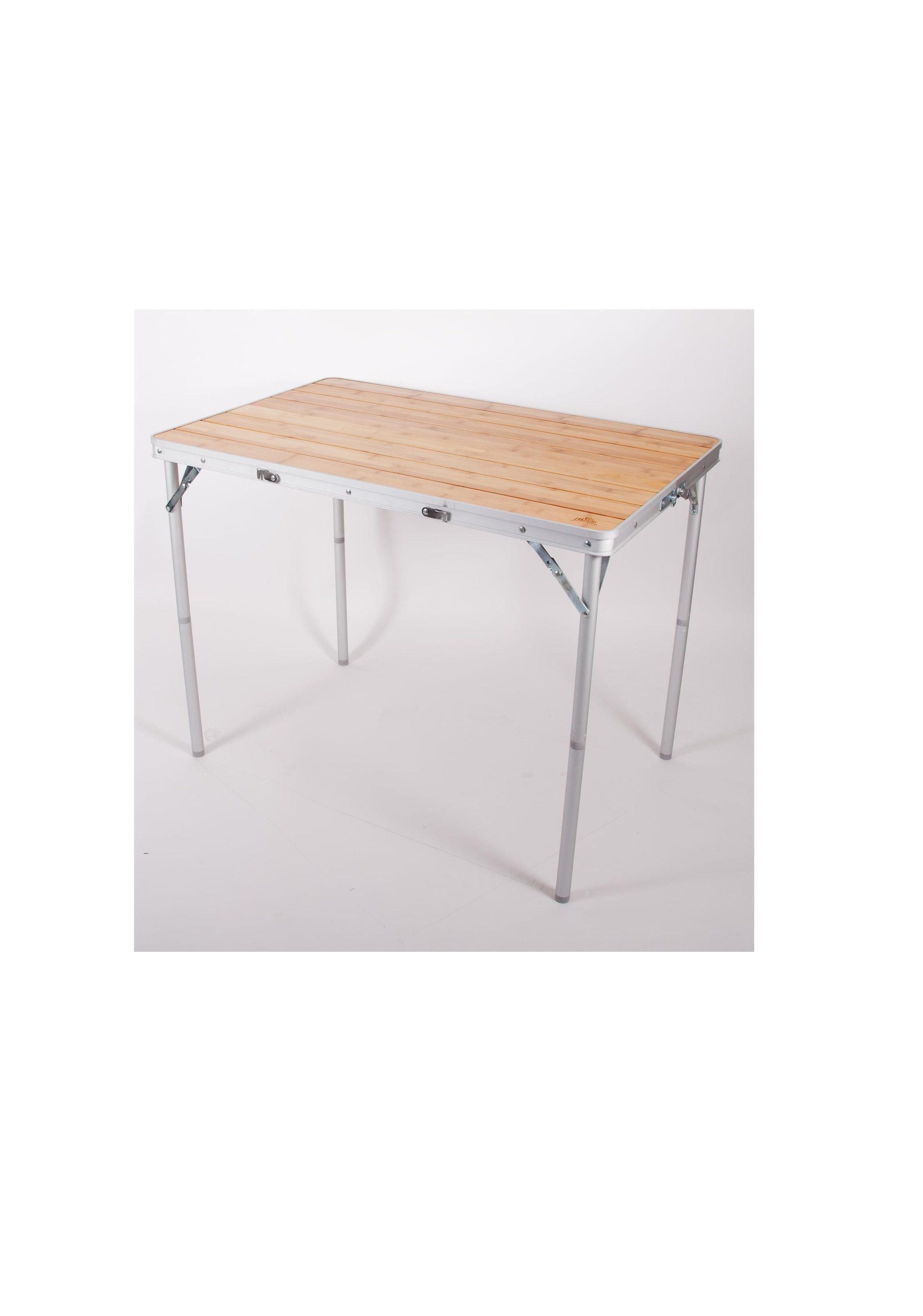 Norcamp Via Mondo Medium Bamboo Table