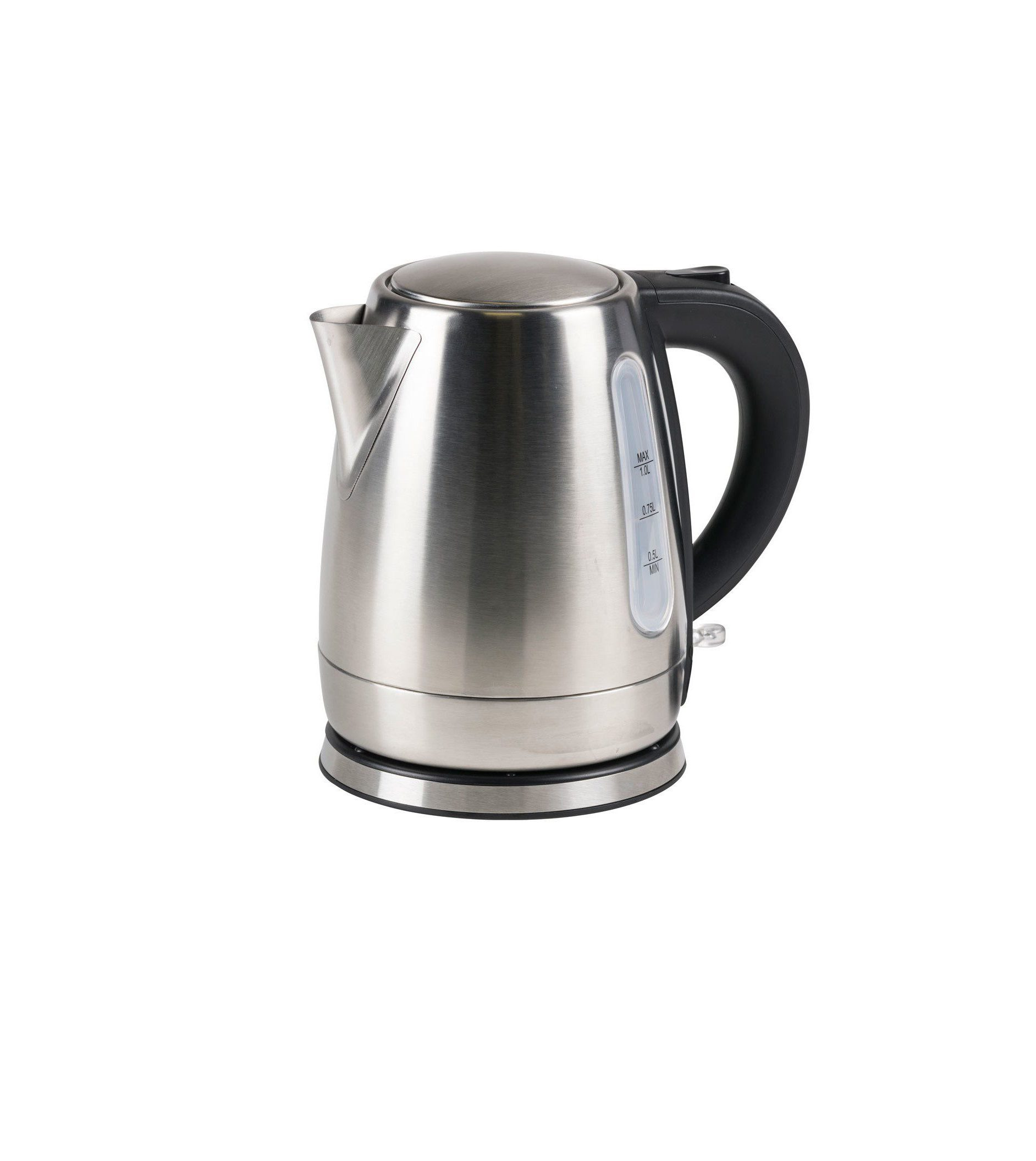 Kampa Brushed Stainless Steel Kettle