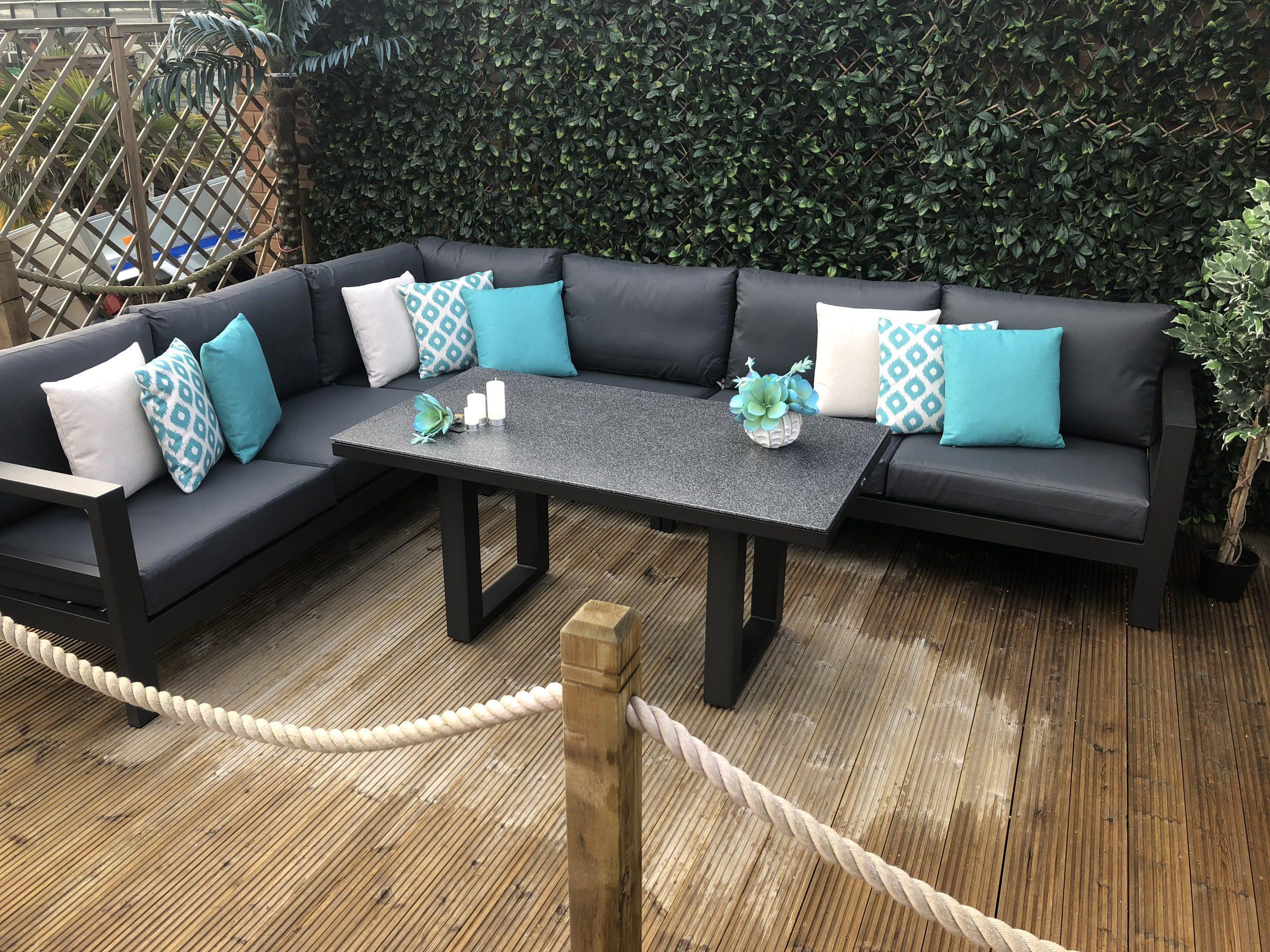Delta Lounge Corner Set