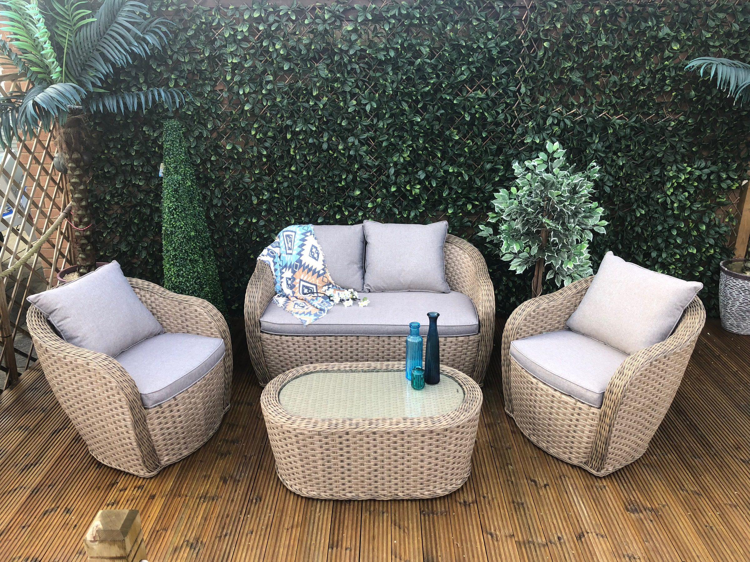 Norcamp Sandringham Lounge Set