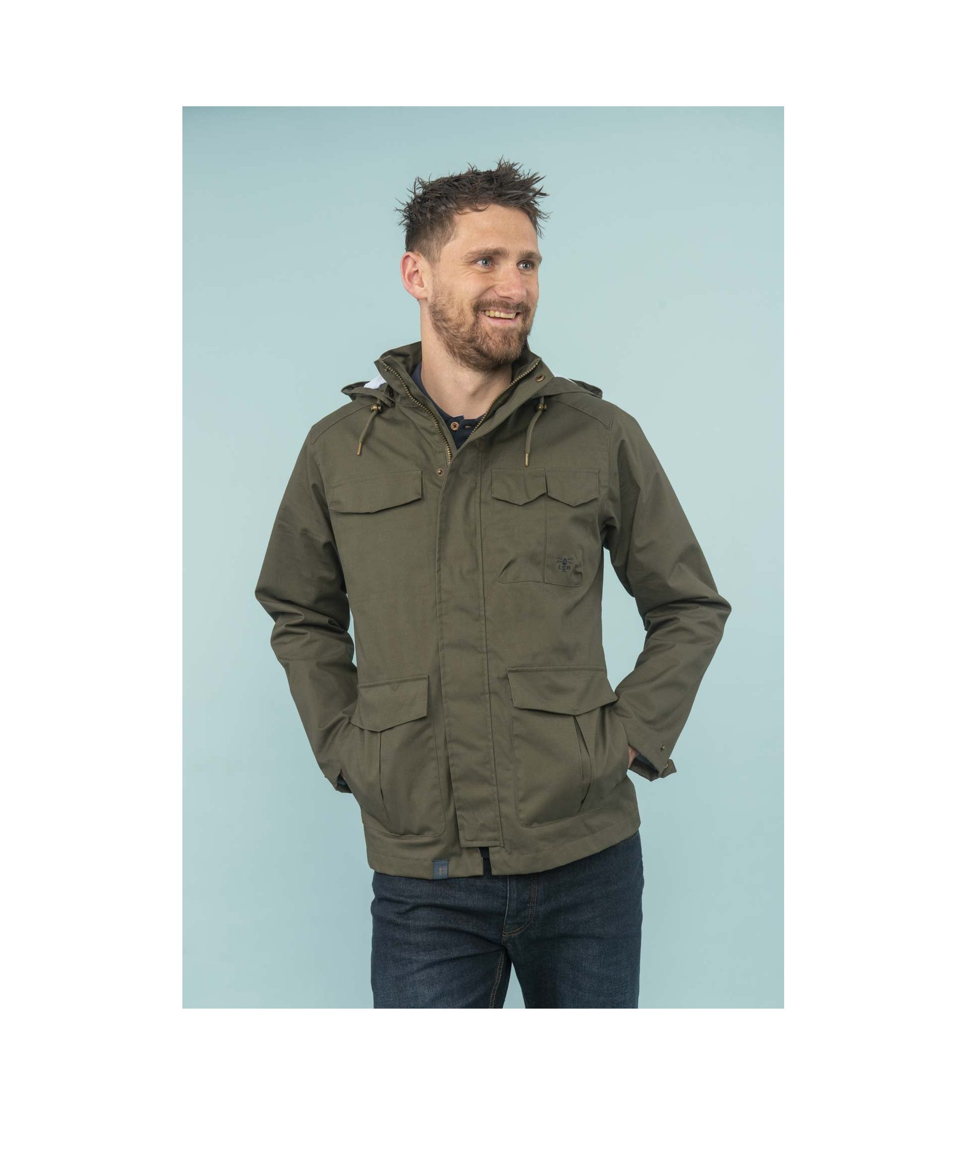 Grayson Jacket Green 3 1
