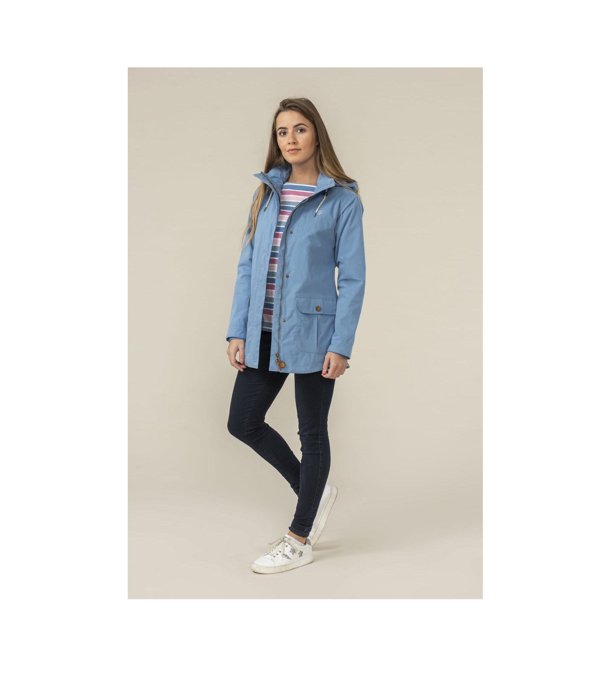 Tori Jacket Blue 7