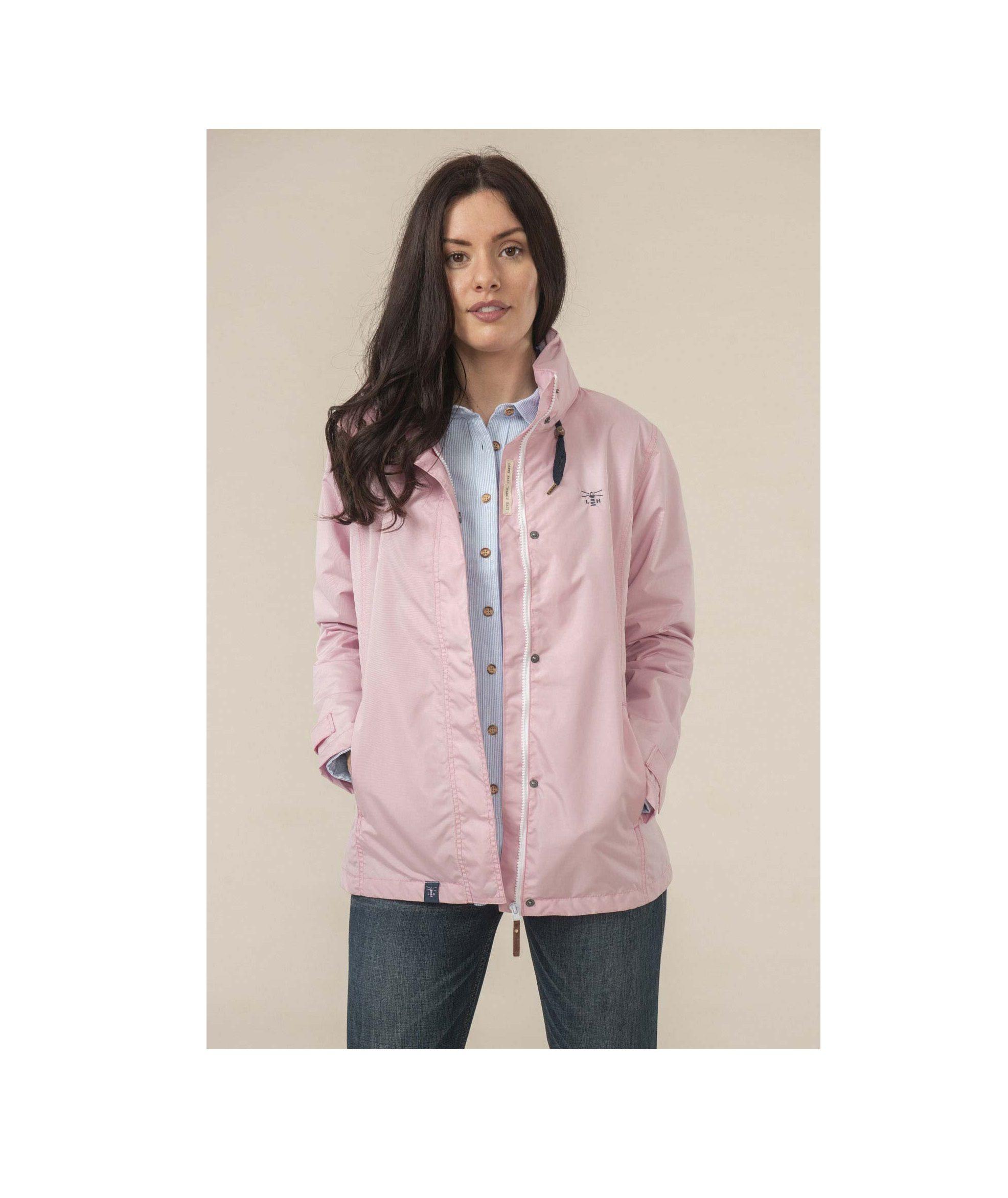 Beachcomber Jacket Pink 5