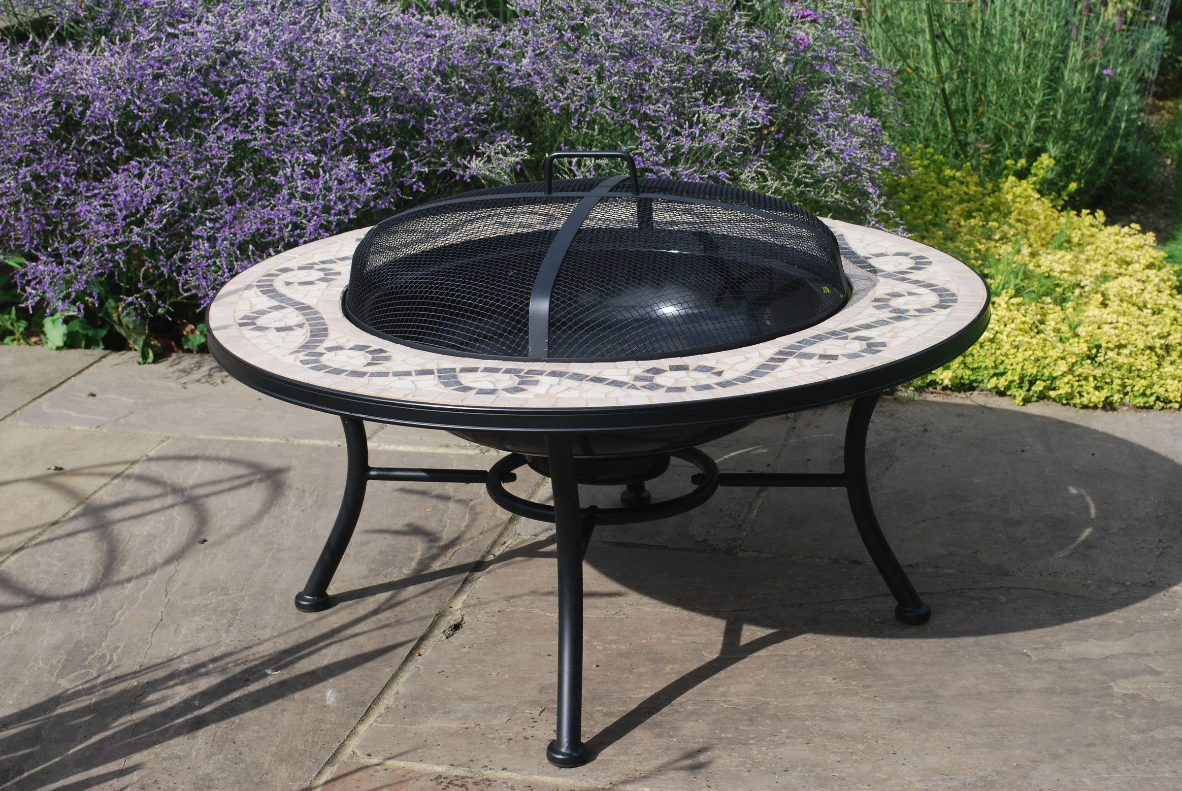 LeisureGrow 76cm Marrakech Firepit
