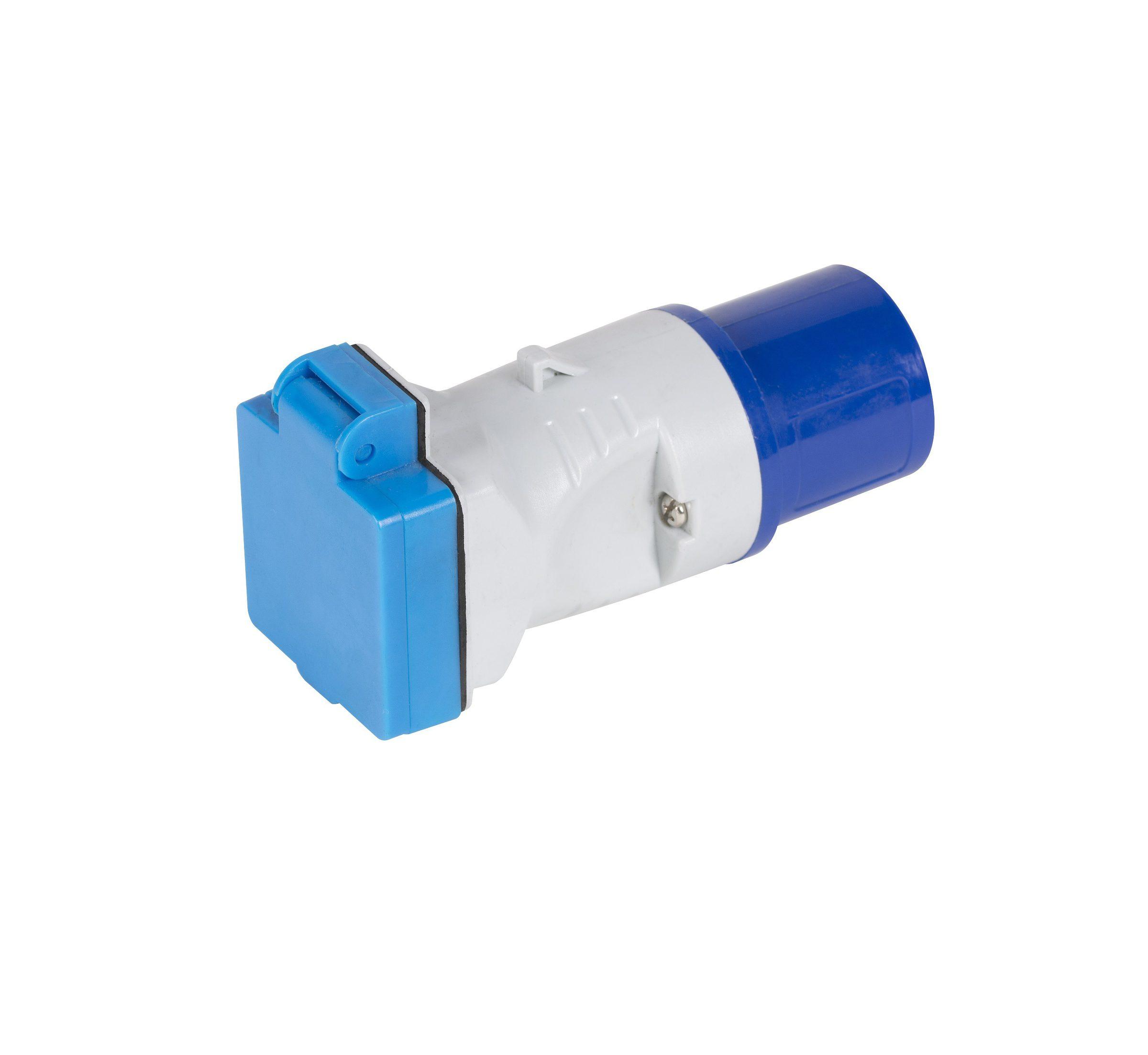 Kampa Mains 3 Pin Socket Adaptor - ME0302