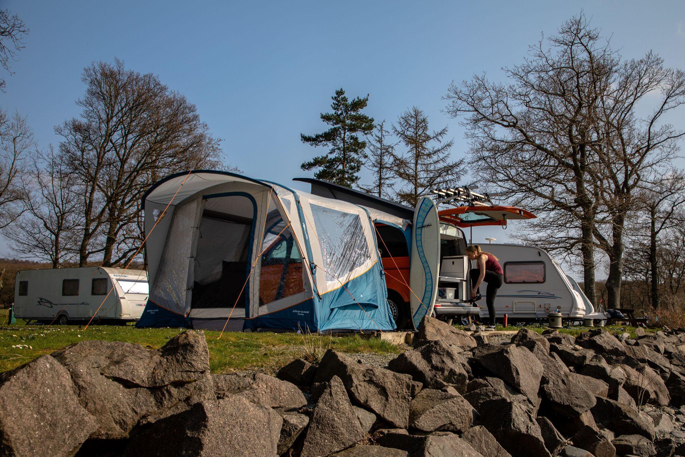 Vango Tolga Vw Low Driveaway Awning Norwich Camping3