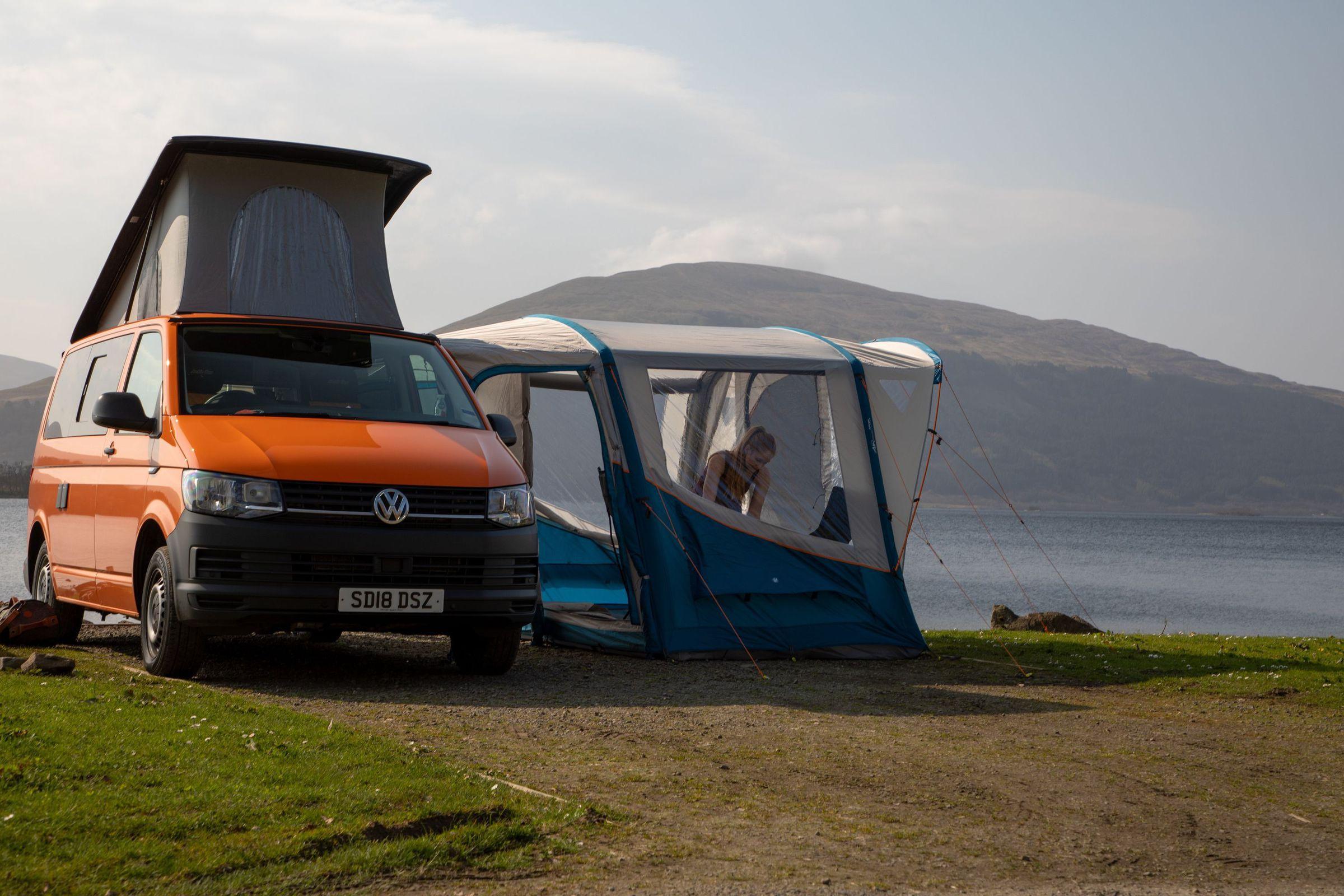 Vango Tolga Vw Low Driveaway Awning Norwich Camping4
